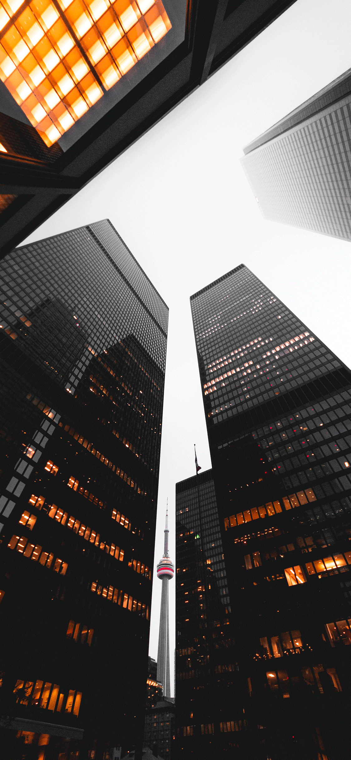 iPhone wallpaper building toronto Fonds d'écran iPhone du 24/08/2018