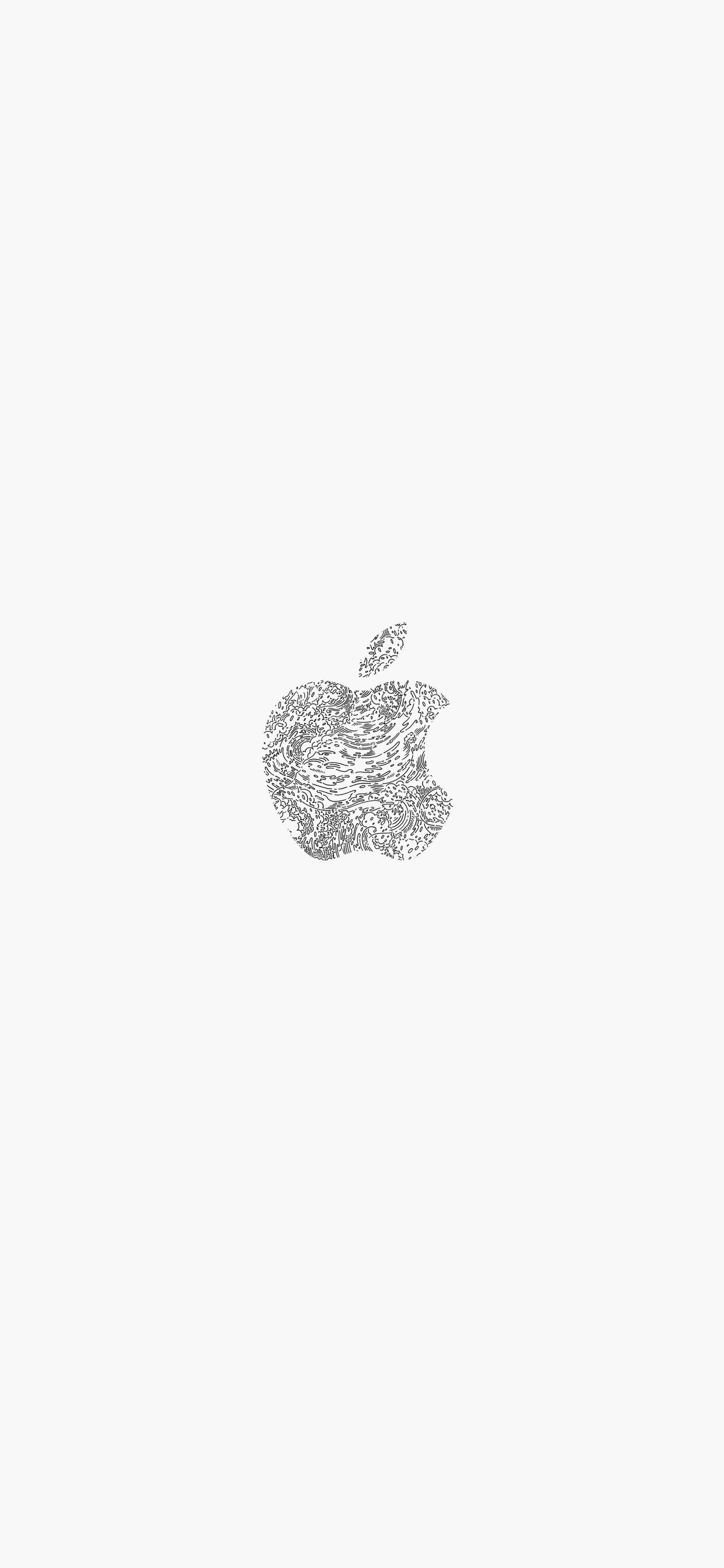11 Fonds d'écran avec le logo Apple pour iPhone
