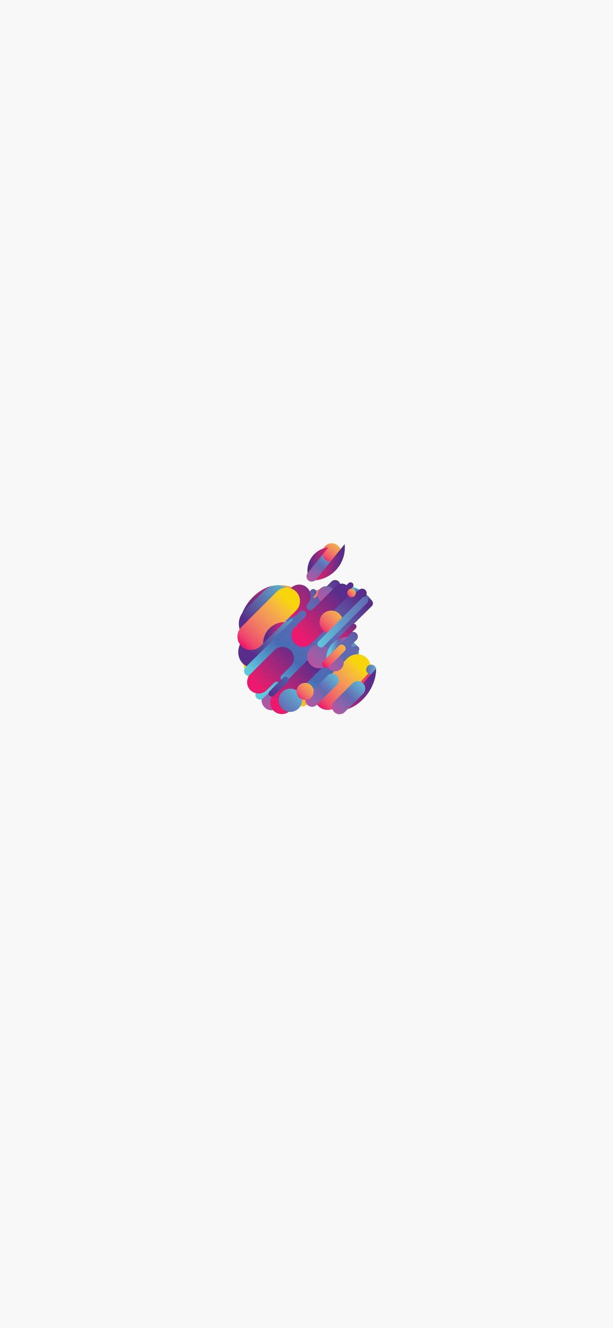 12 Fonds d'écran avec le logo Apple pour iPhone