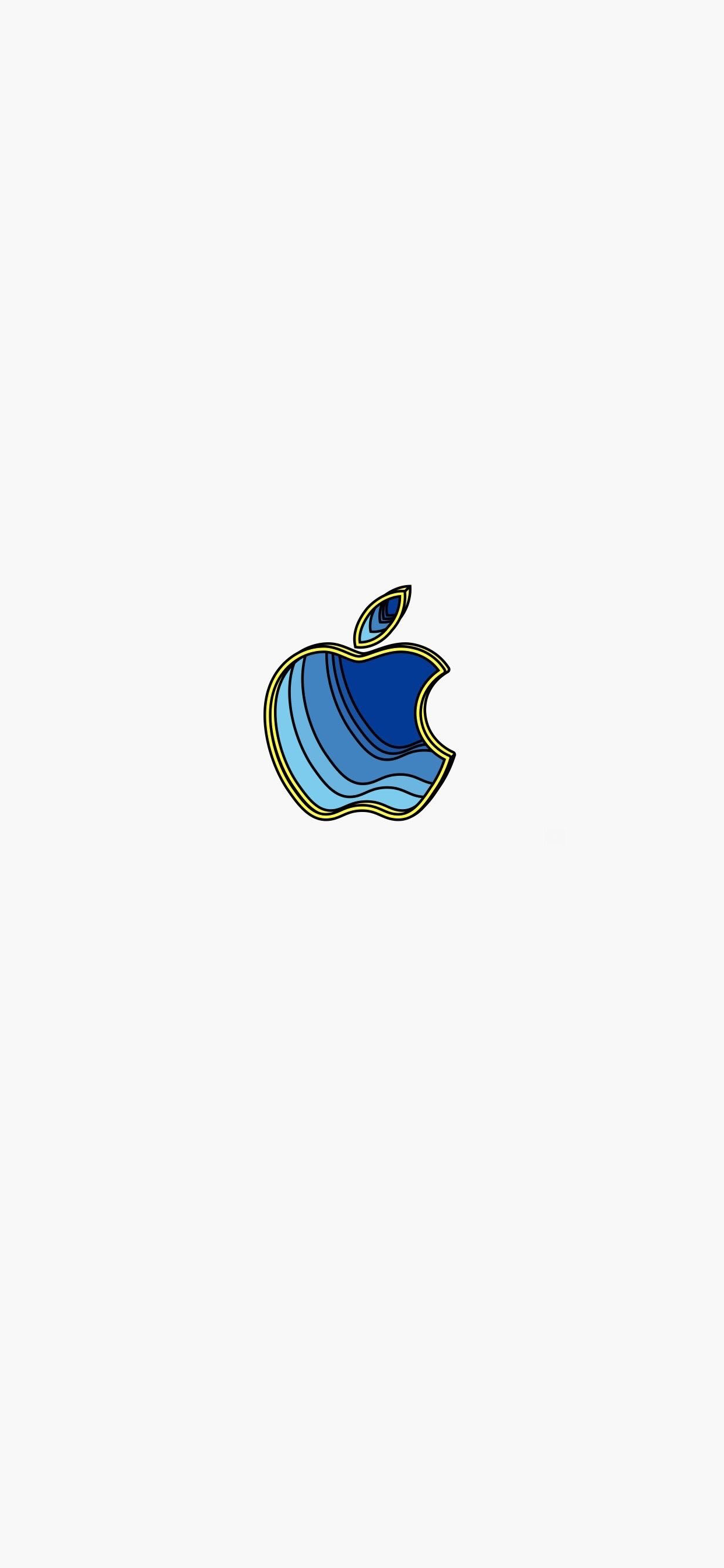 18 Apple logo