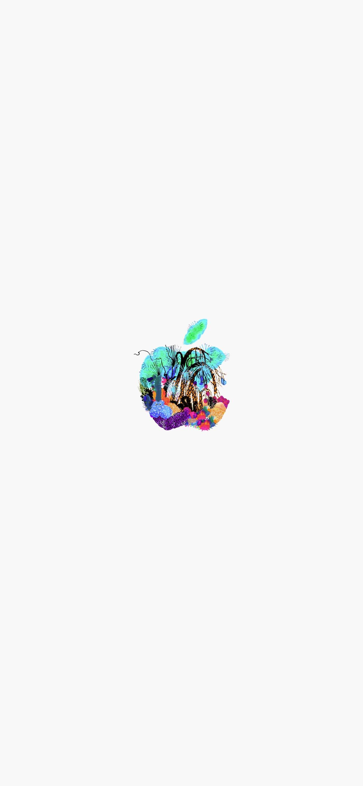 21 Fonds d'écran avec le logo Apple pour iPhone