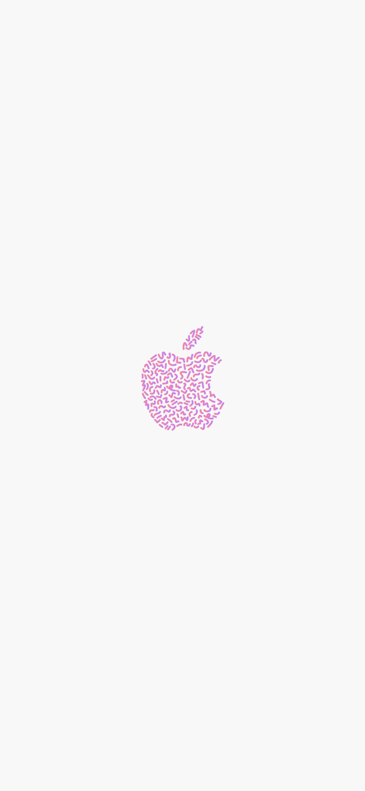 22 Fonds d'écran avec le logo Apple pour iPhone