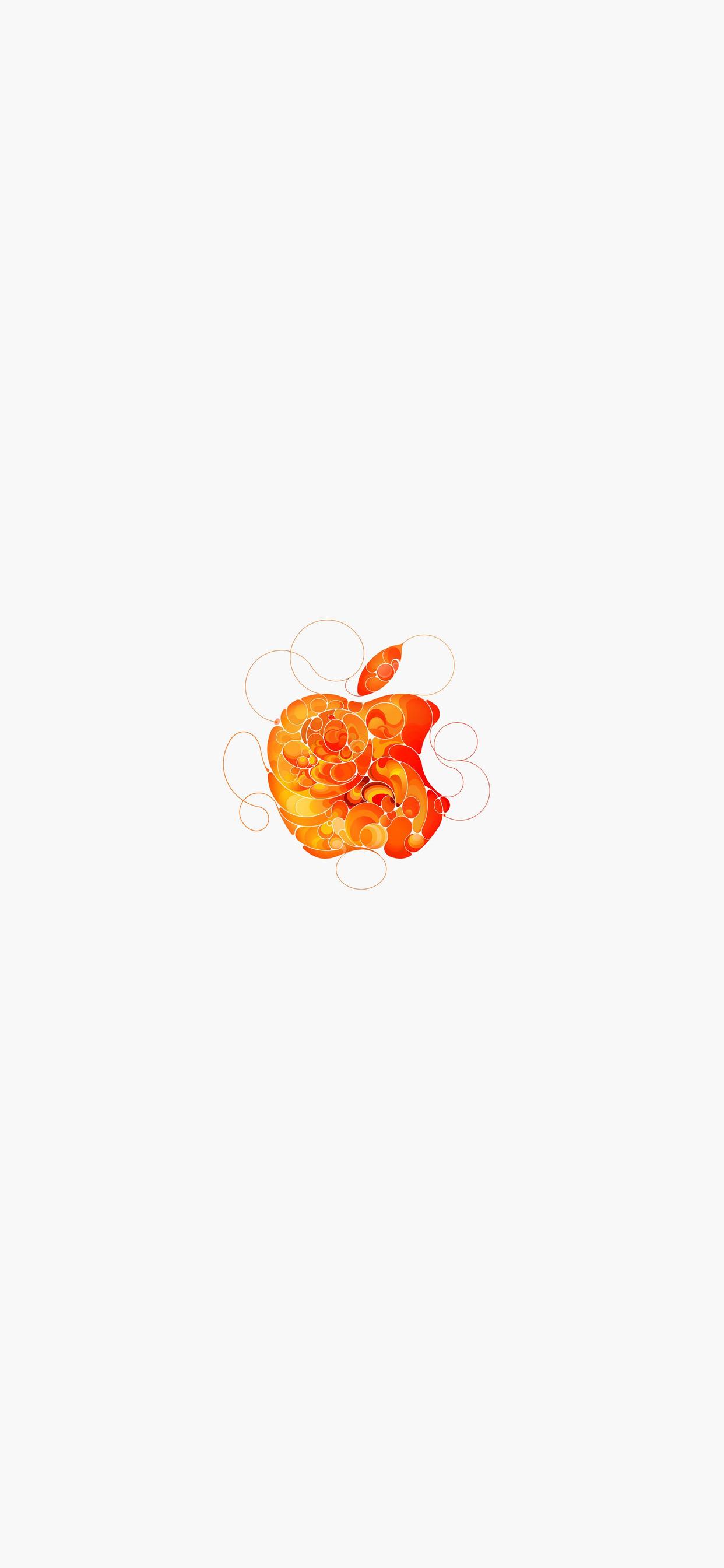 23 Fonds d'écran avec le logo Apple pour iPhone