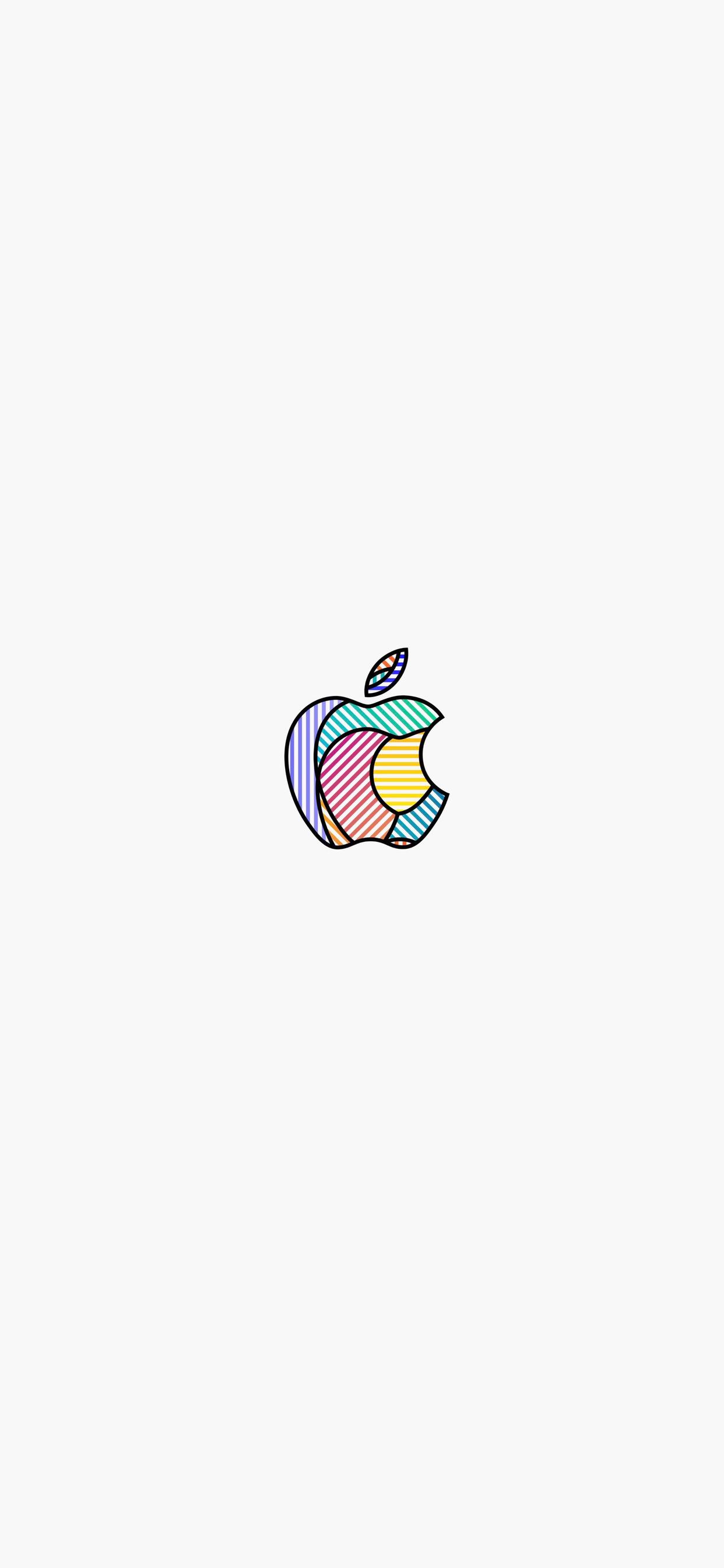 26 Fonds d'écran avec le logo Apple pour iPhone