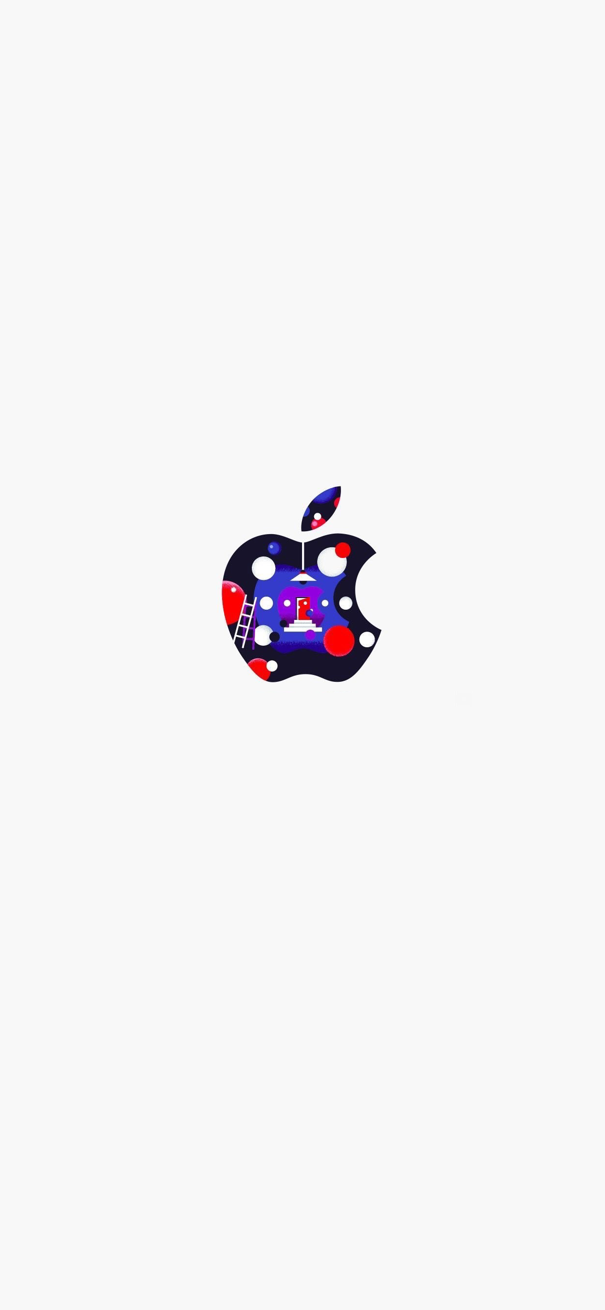 28 Apple logo