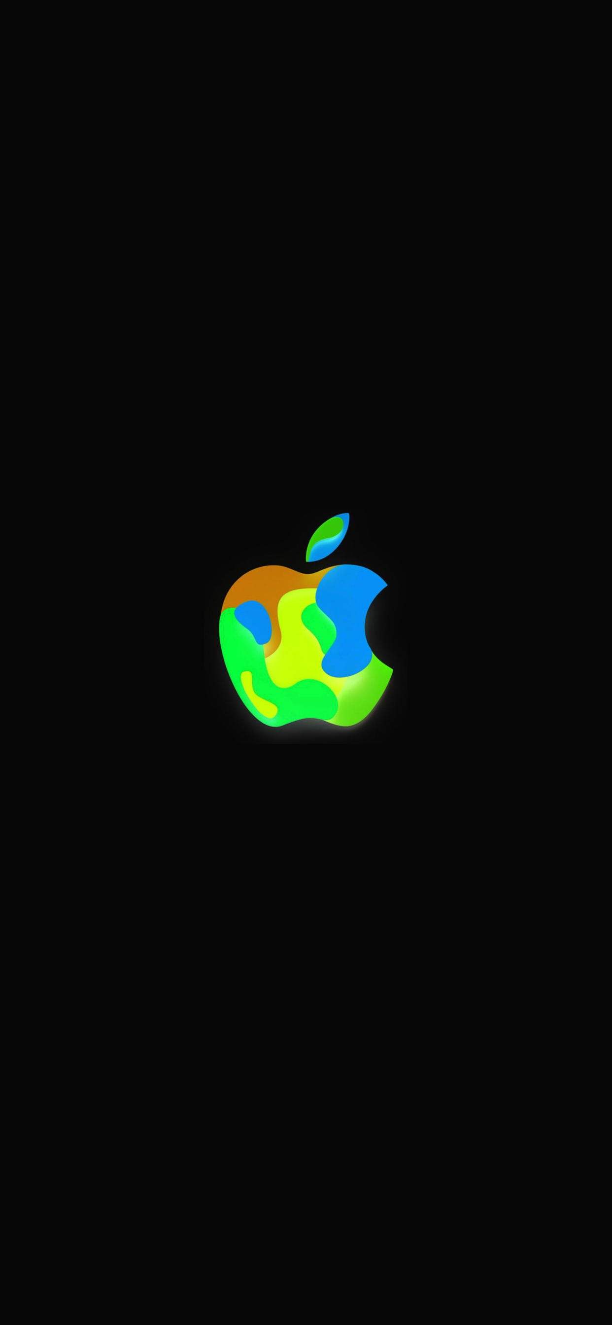iPhone wallpaper apple logo 14 Apple logo