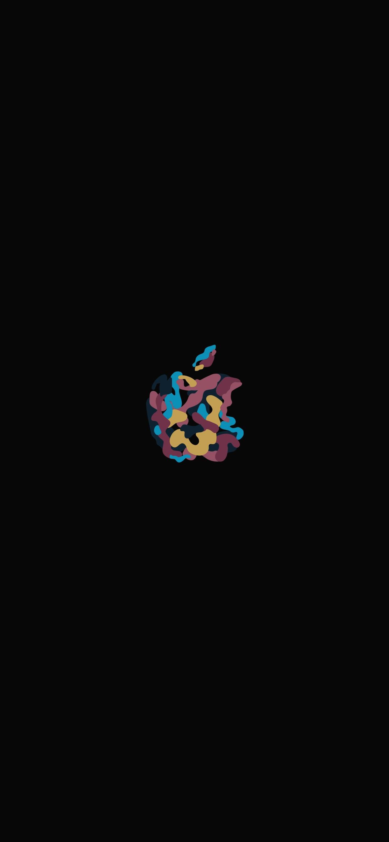iPhone wallpaper apple logo 24 Apple logo