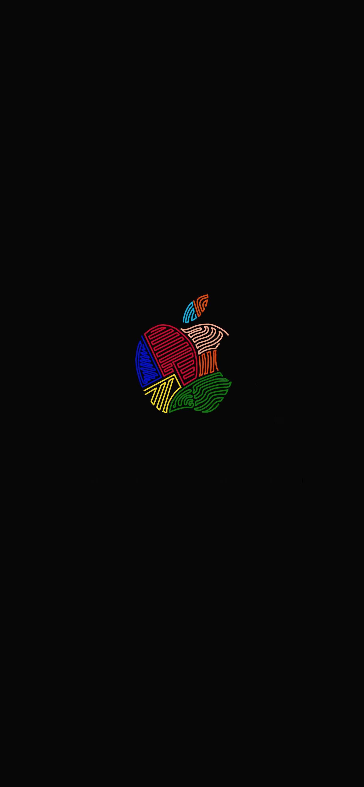 iPhone wallpaper apple logo 30 Apple logo