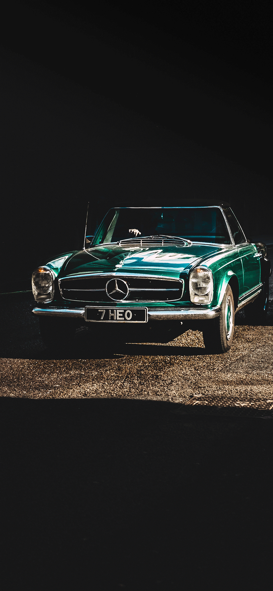 iPhone wallpaper car vintage mercedes benz Fonds d'écran iPhone du 08/10/2018