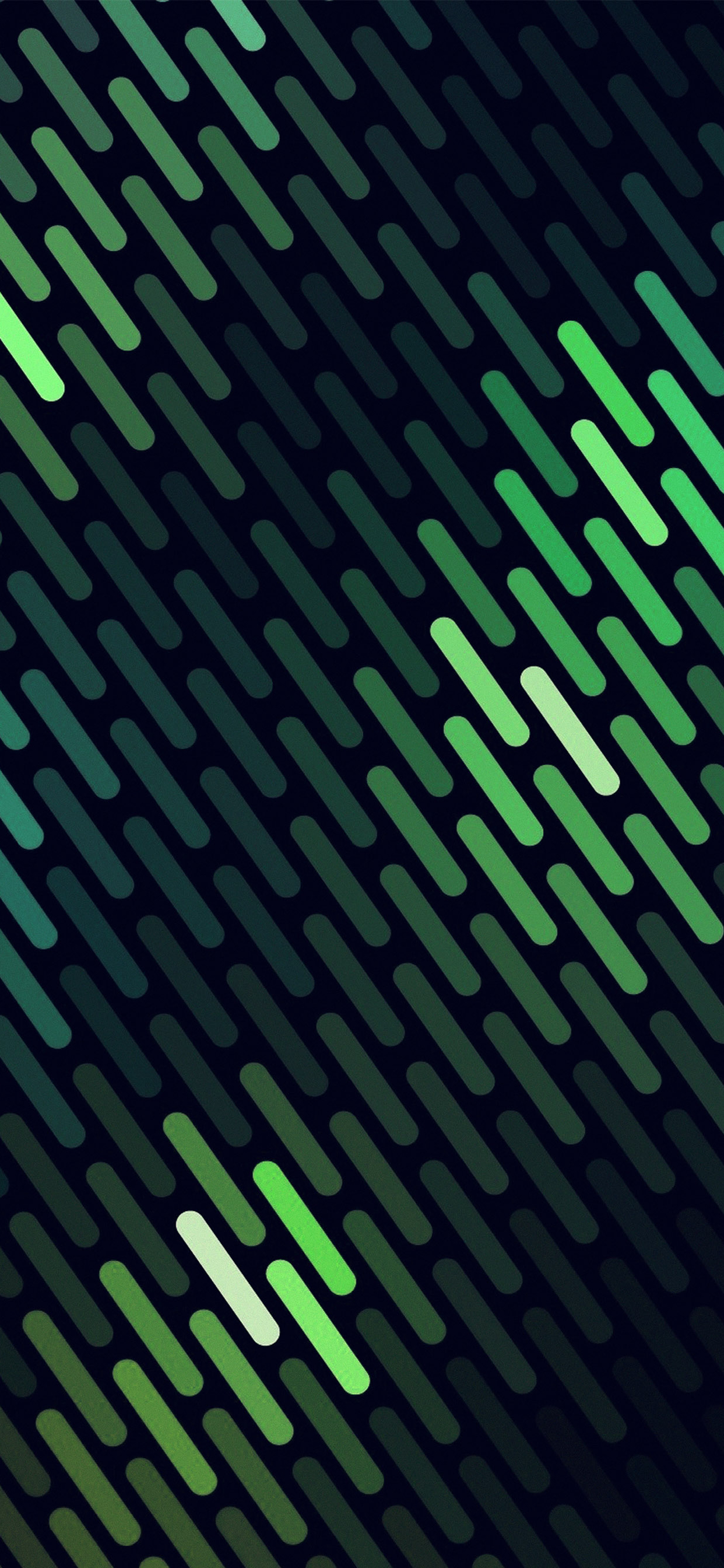 iPhone wallpaper green dots lines Fonds d'écran iPhone du 24/10/2018
