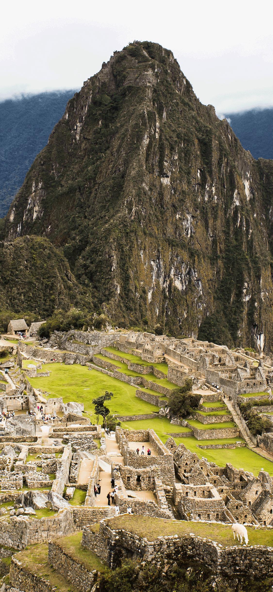 iPhone wallpaper machu picchu mountain Machu Picchu