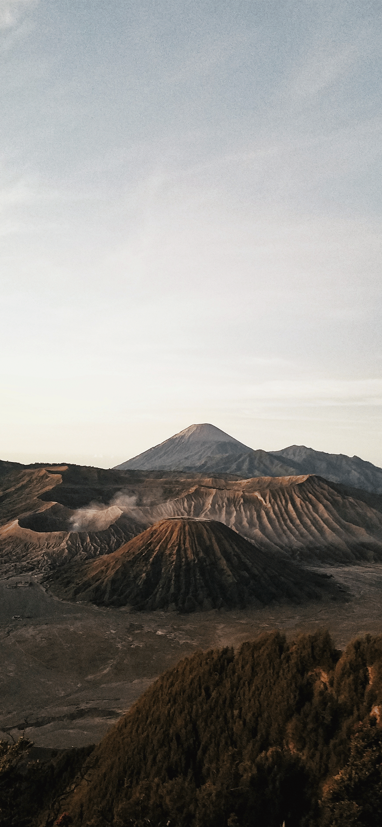 iPhone wallpaper volcano indonesia Fonds d'écran iPhone du 26/10/2018