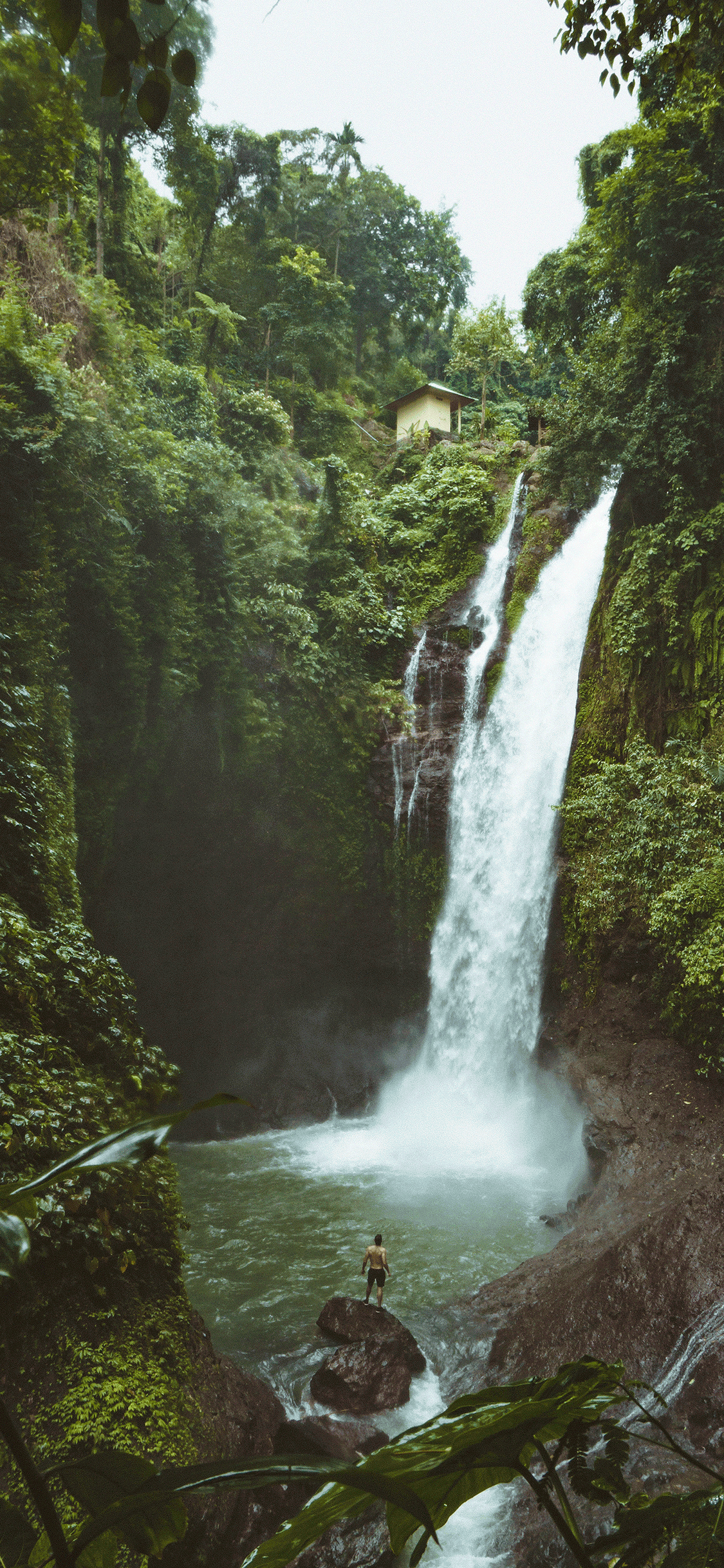 iPhone wallpaper waterfall aling aling Waterfall