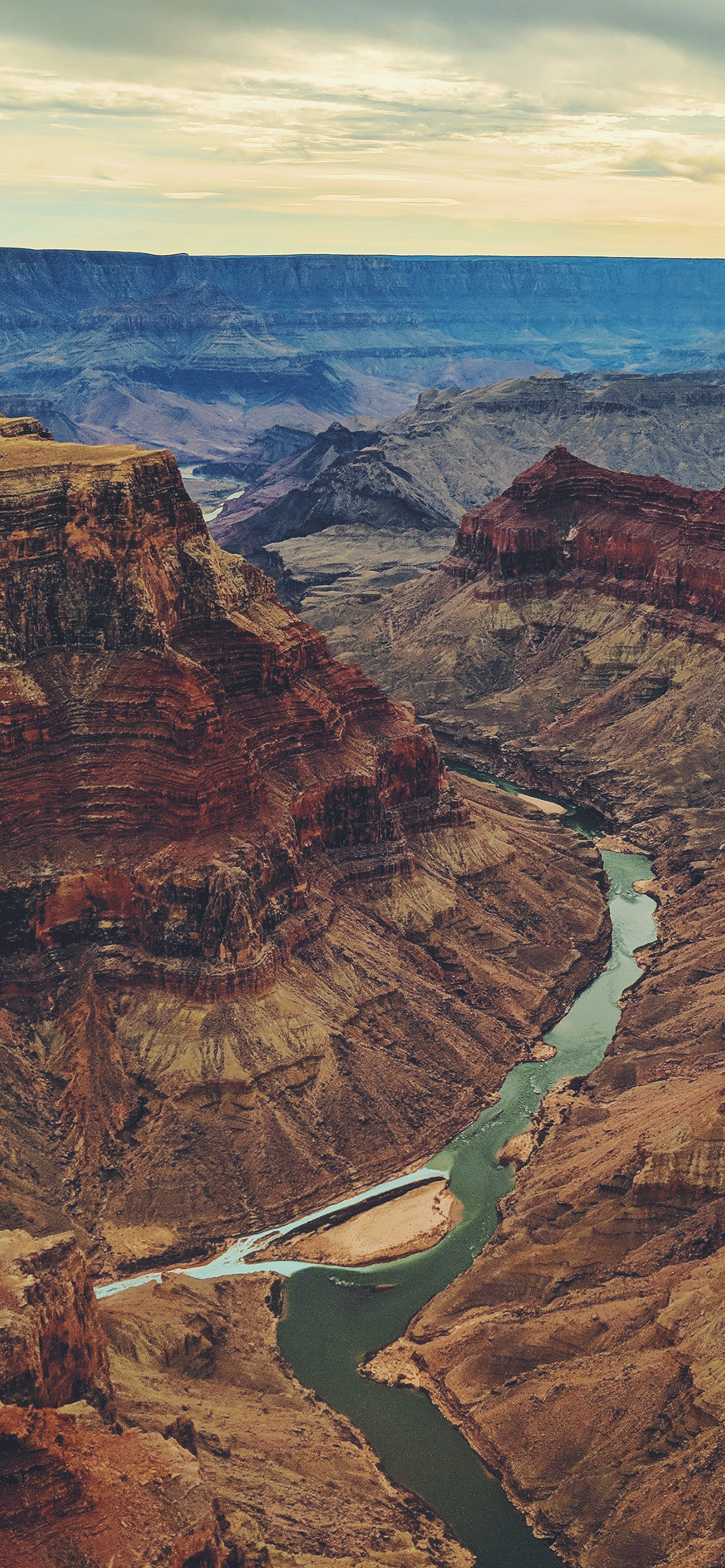 iPhone wallpaper grand canyon river Fonds d'écran iPhone du 13/11/2018