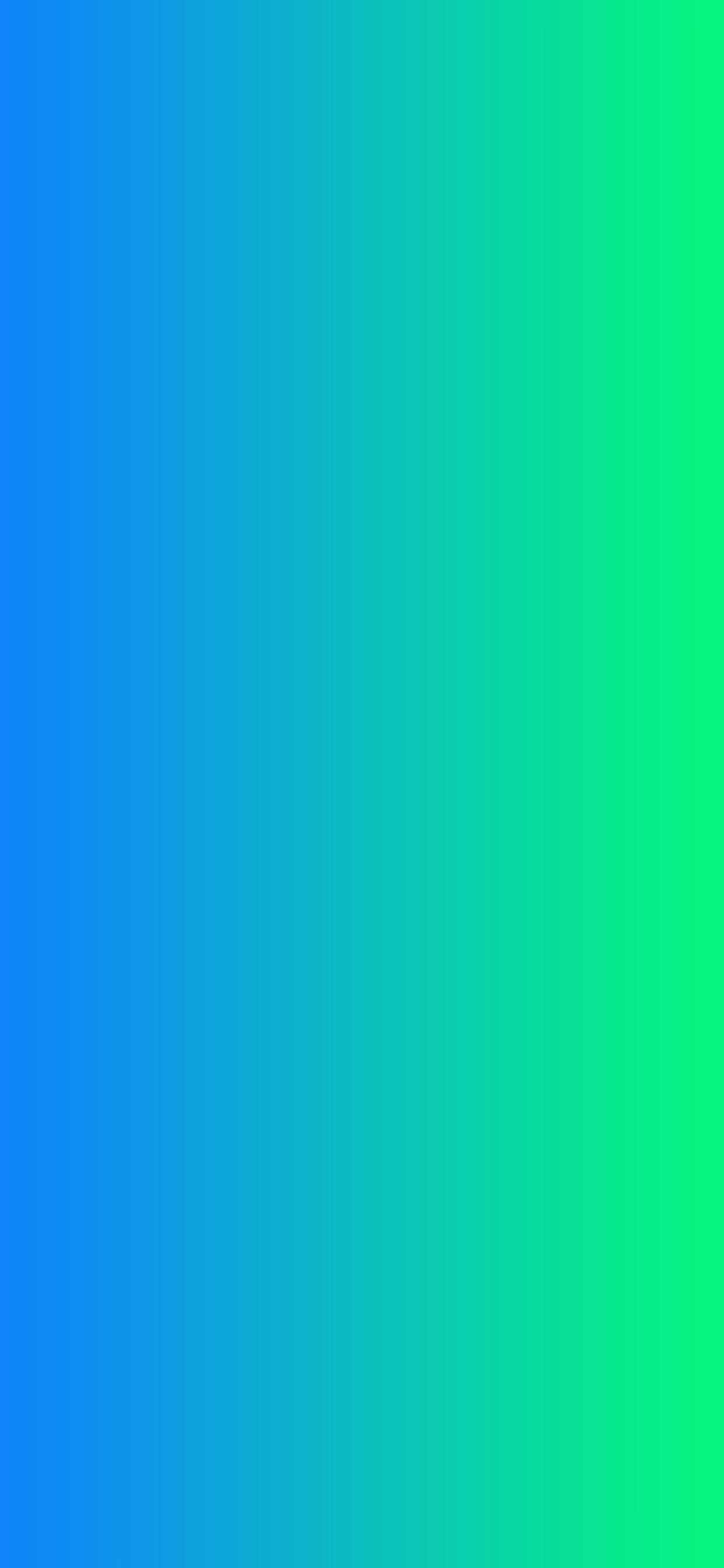 iPhone wallpaper gradient blue green Fonds d'écran iPhone du 10/01/2019