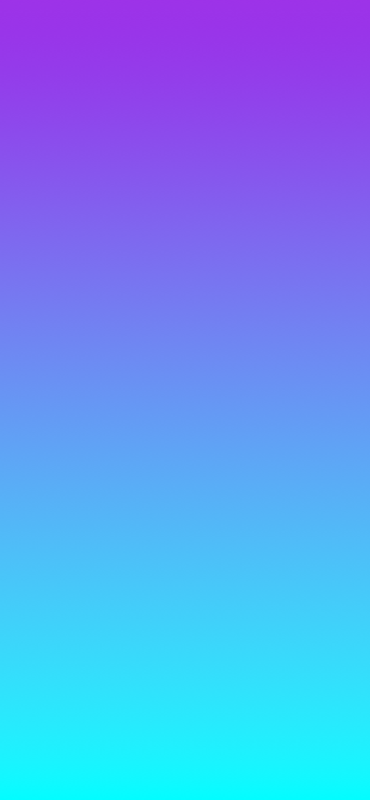 iPhone wallpaper gradient purple blue Fonds d'écran iPhone du 25/01/2019