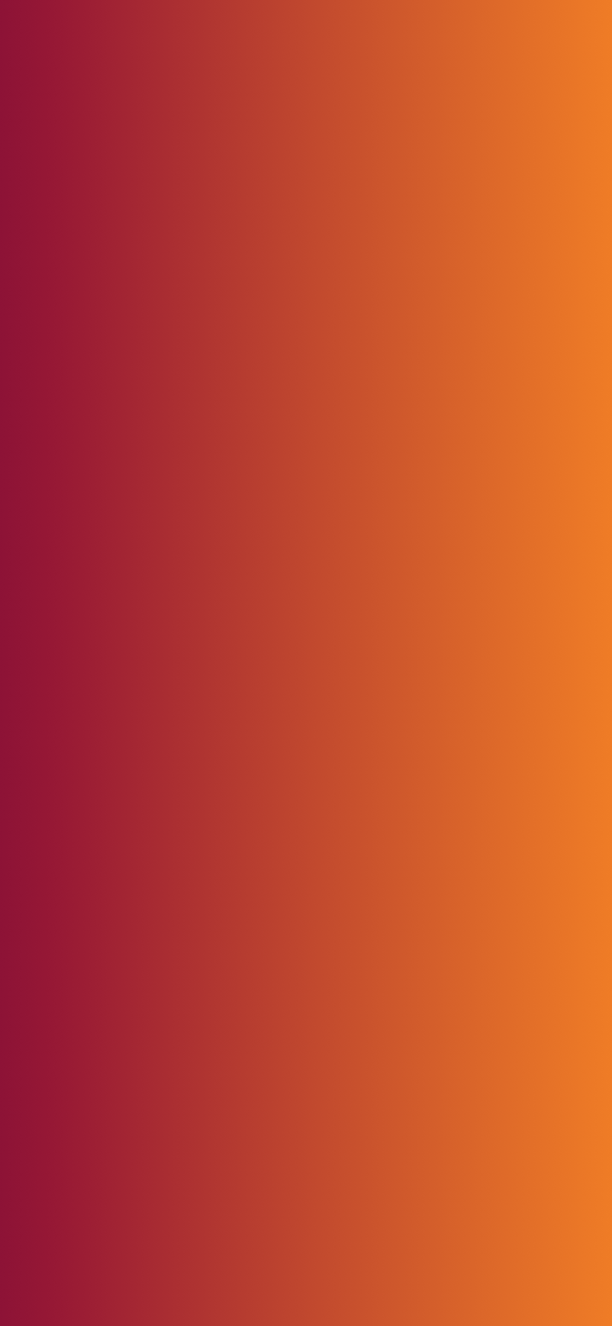 iPhone wallpaper gradient red orange Fonds d'écran iPhone du 10/01/2019