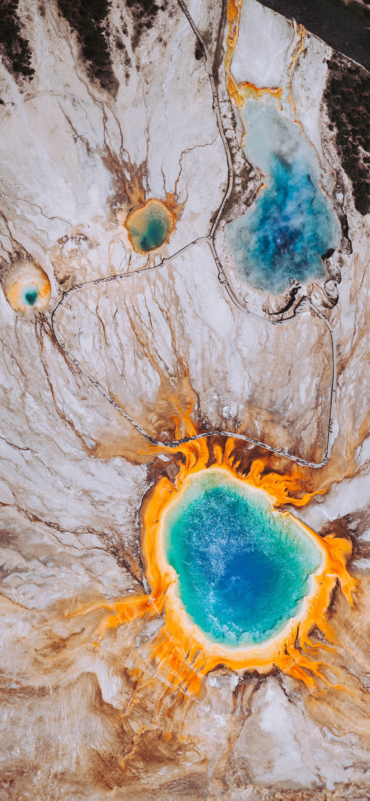iPhone wallpaper yellowstone Fonds d'écran iPhone du 11/01/2019