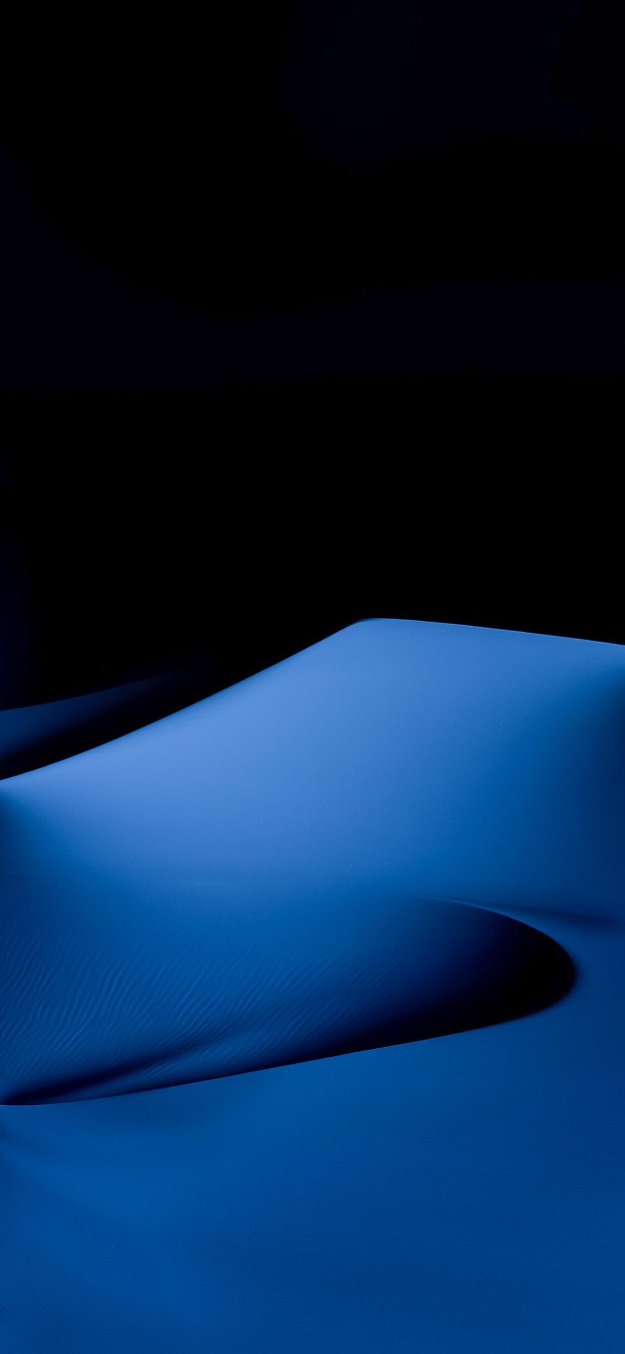 iPhone wallpapers mojave colors blue Fonds d'écran iPhone du 30/01/2019