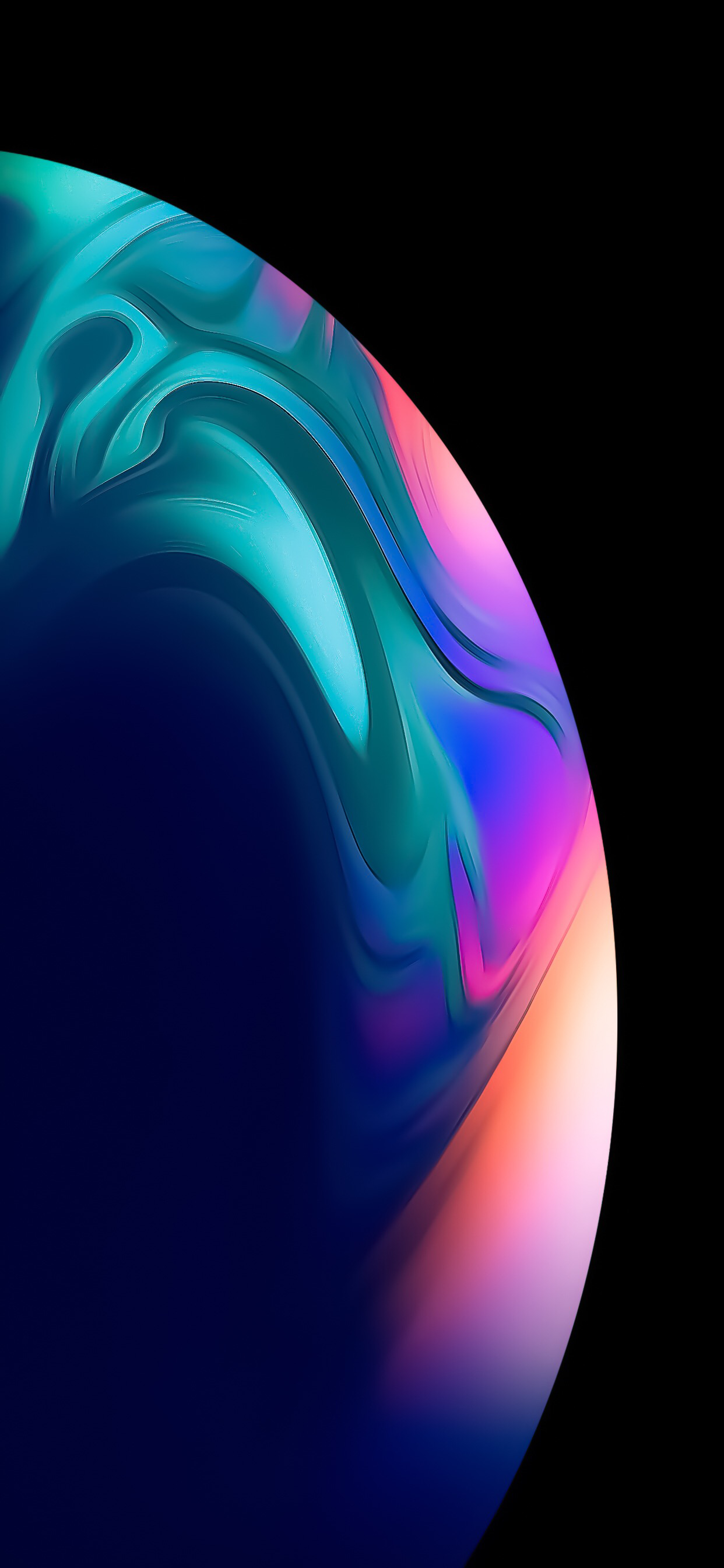 Planet Concept v3 for iPhoneXSMAX iPhoneXR Abstract
