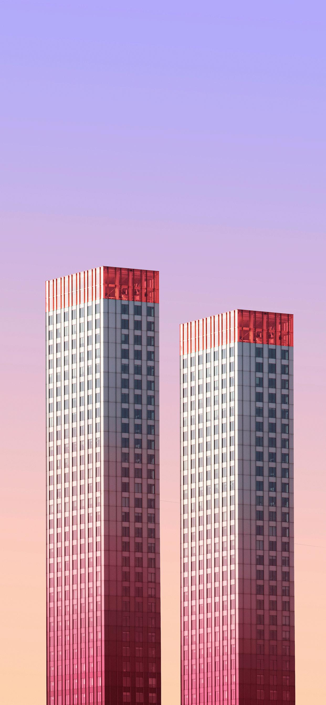 iPhone wallpaper architecture deloitte rotterdam Architecture