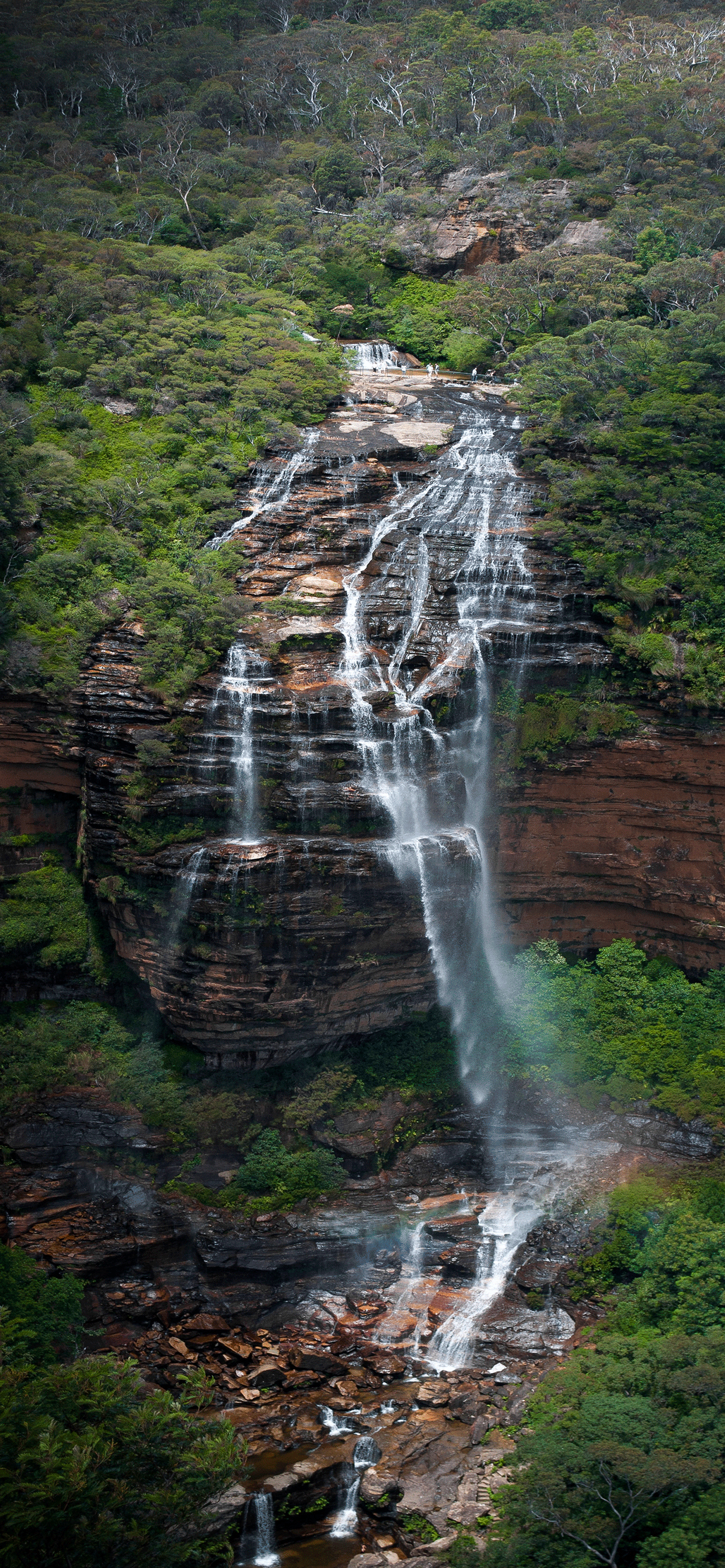 iPhone wallpaper australia wentworth falls Fonds d'écran iPhone du 22/02/2019