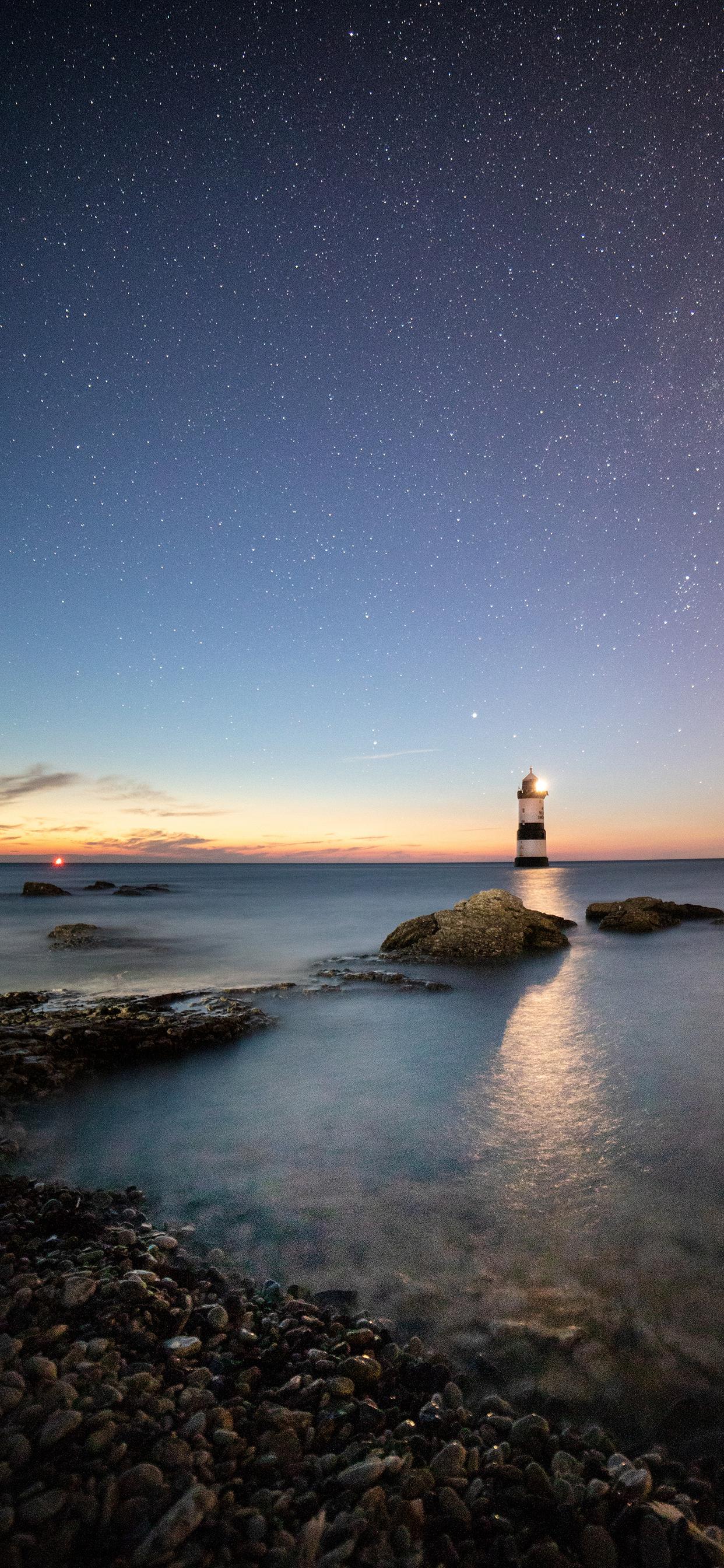 iPhone wallpaper lighthouse united kingdom Fonds d'écran iPhone du 04/01/2019