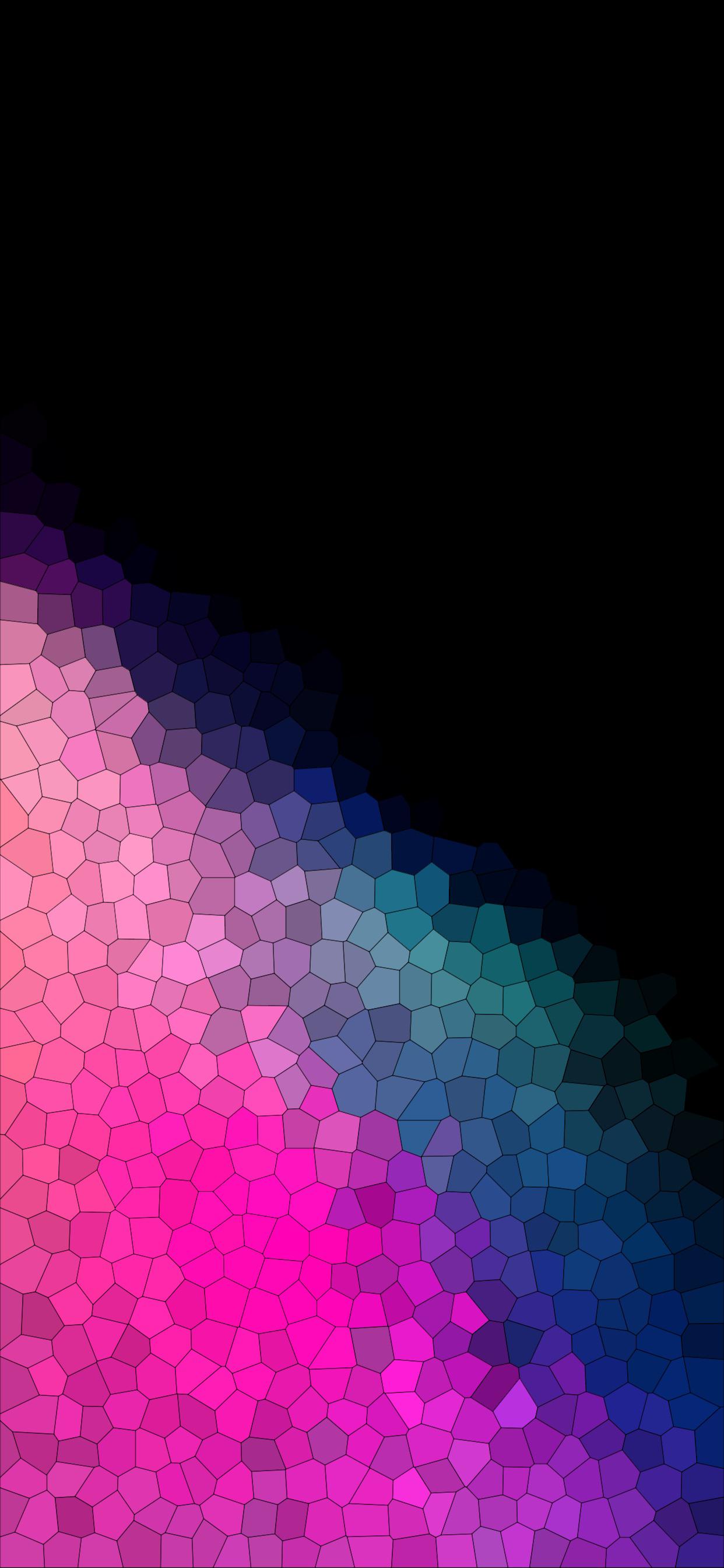 iPhone wallpaper mosaic flat pink Fonds d'écran iPhone du 21/02/2019