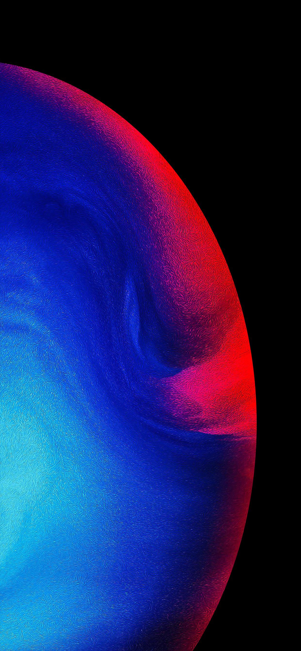 iPhone wallpaper neptune moon 1 Fonds d'écran iPhone du 28/02/2019