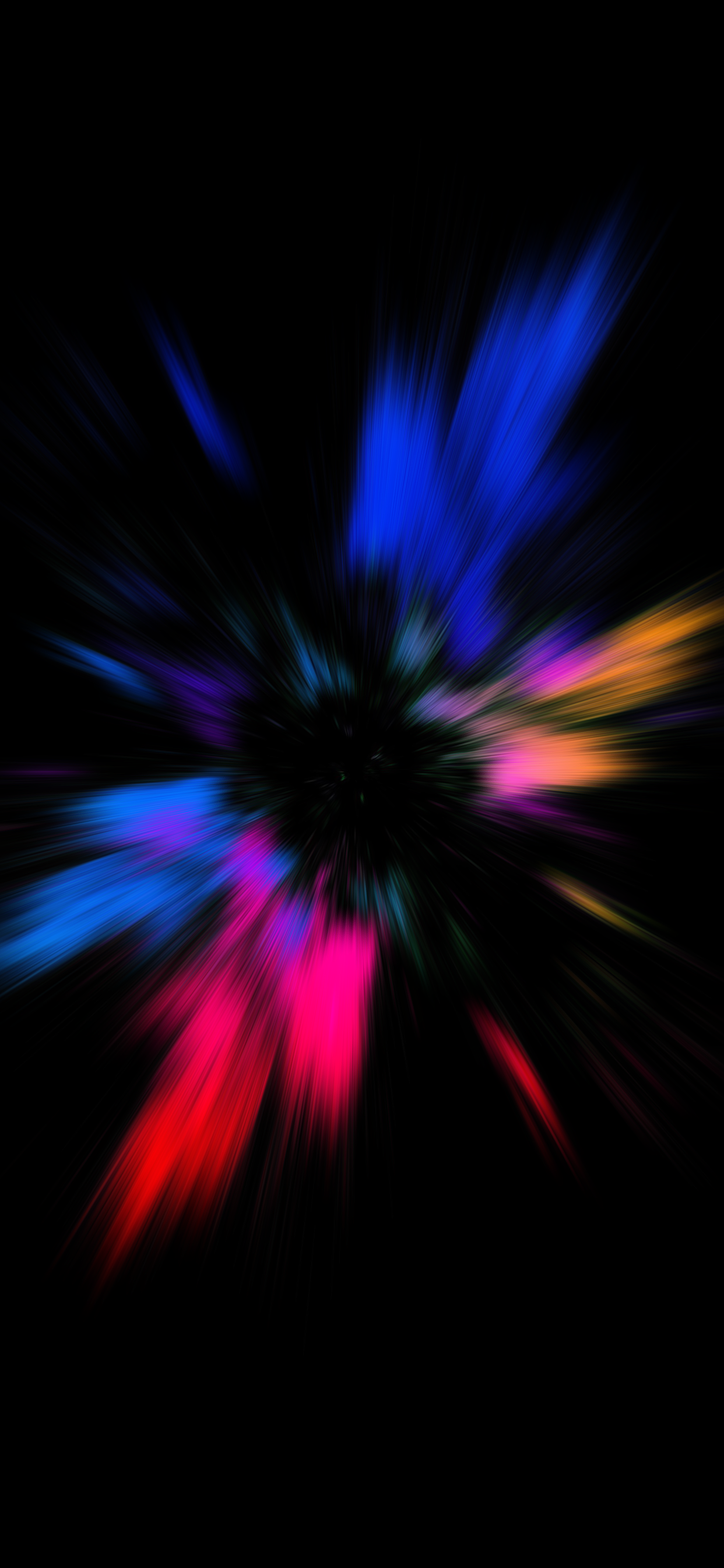 iPhone wallpaper abstract explosion blur Abstract