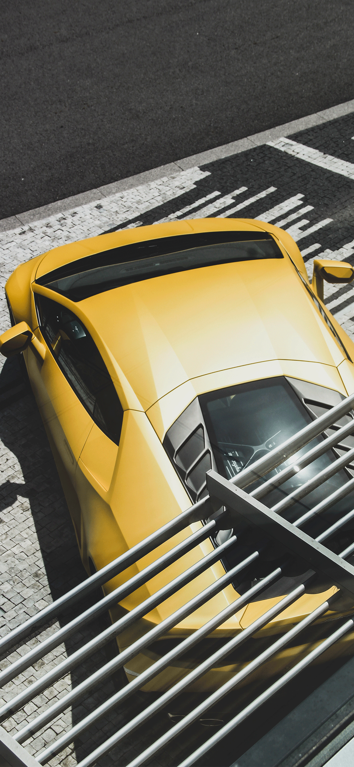 iPhone wallpaper Lamborghini yellow Fonds d'écran iPhone du 26/04/2019