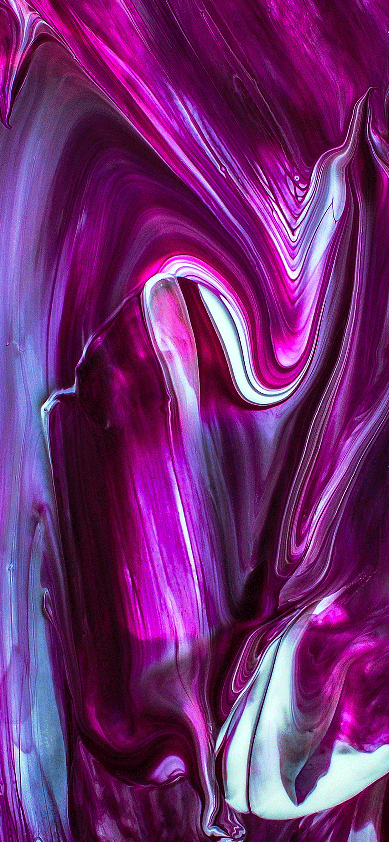 iPhone wallpaper abstract purple pattern Fonds d'écran iPhone du 30/04/2019