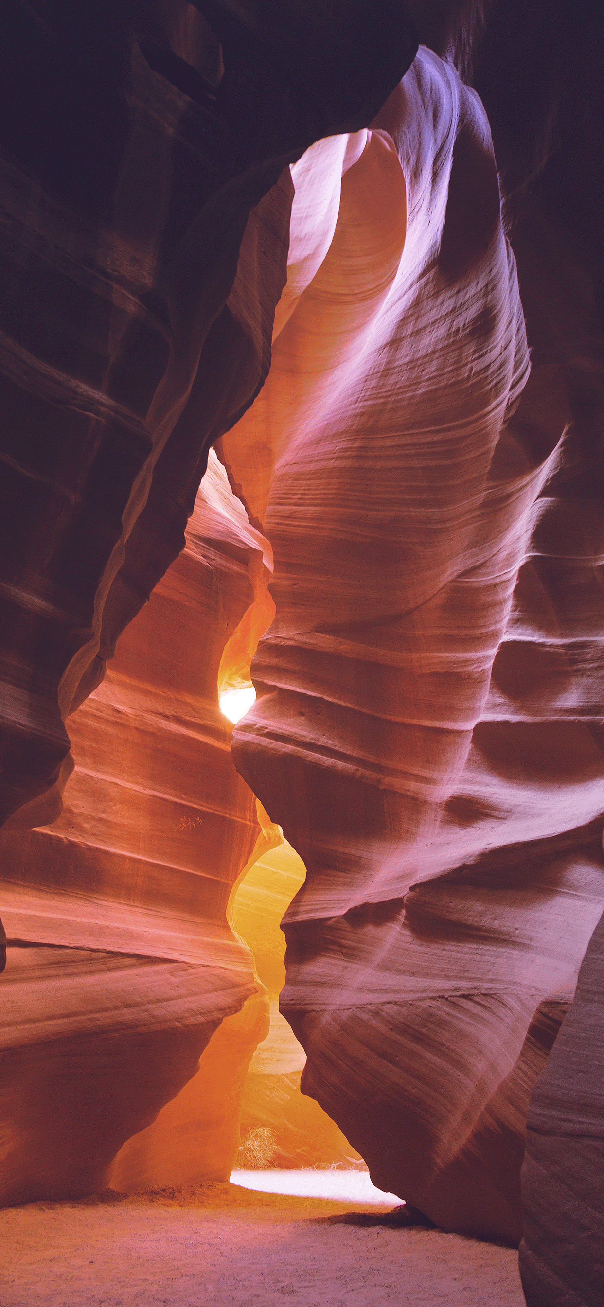 iPhone wallpaper antelope canyon b Antelope Canyon