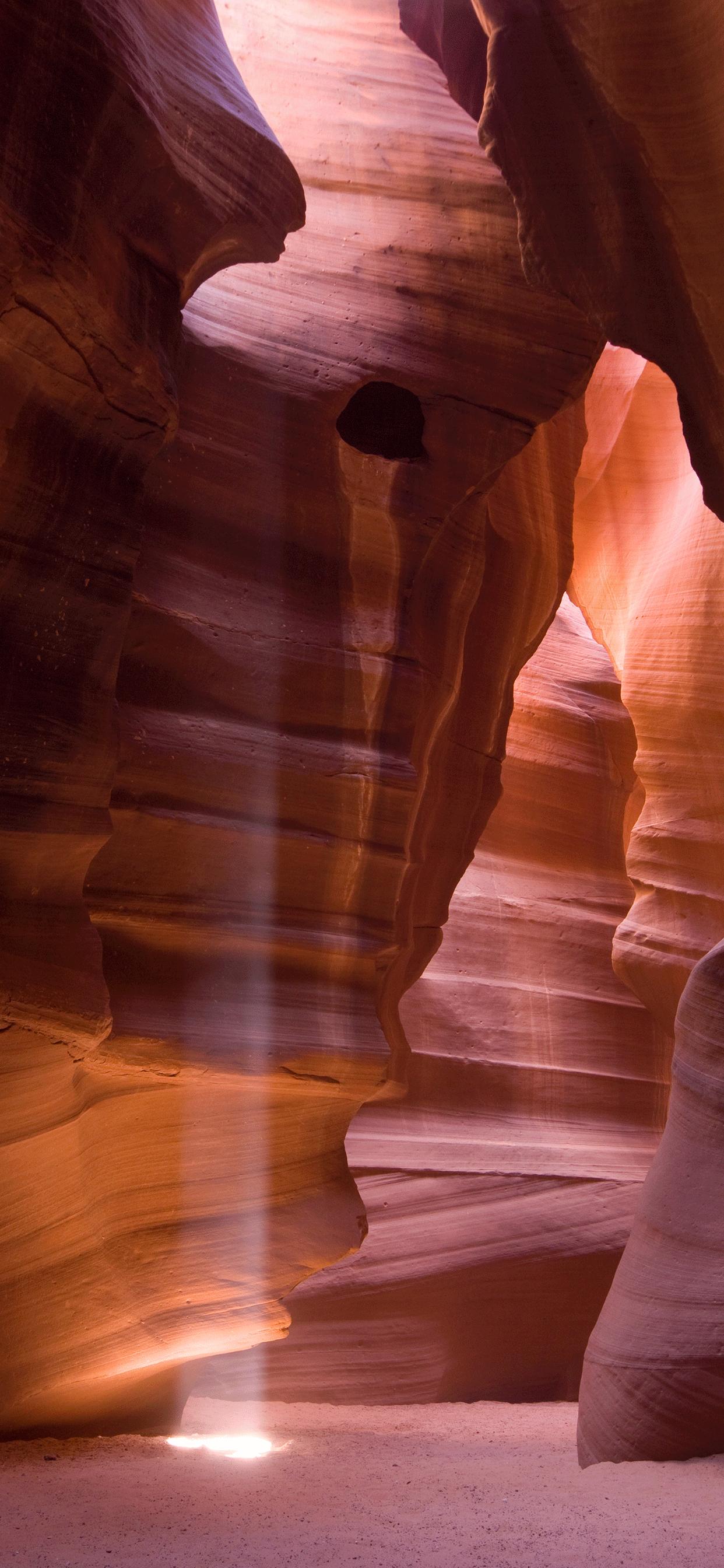iPhone wallpaper antelope canyon c Fonds d'écran iPhone du 17/04/2019