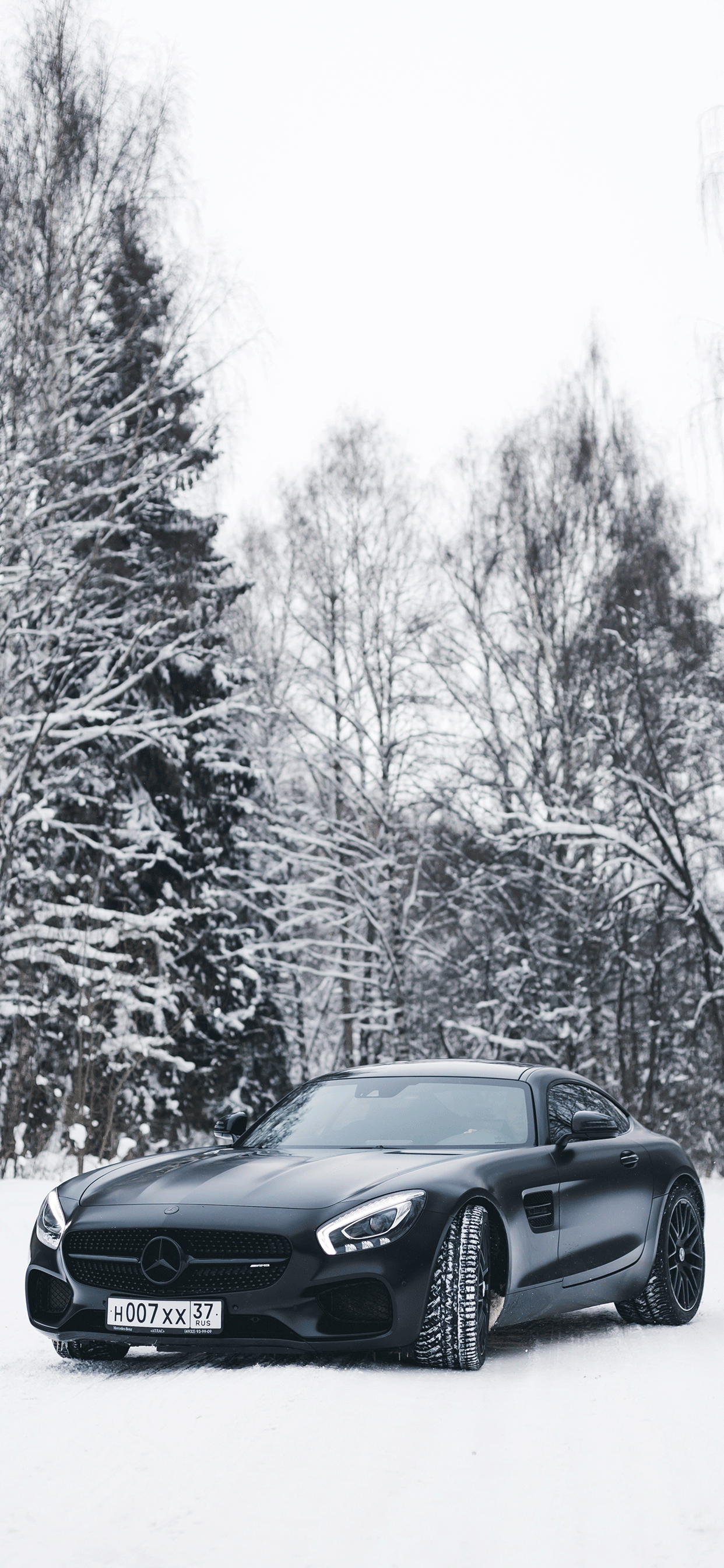 iPhone wallpapers mercedes benz black Mercedes Benz