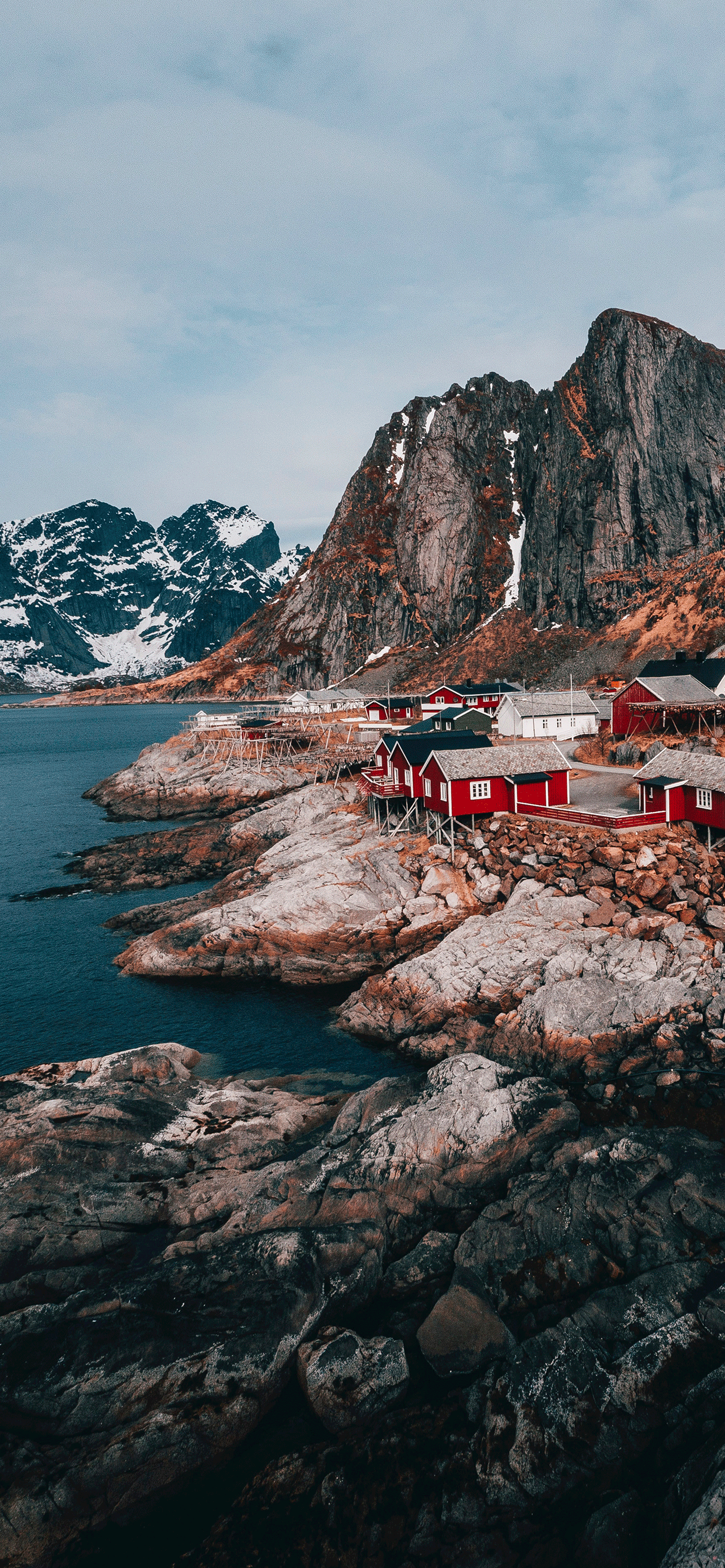 iPhone wallpapers norway bryggen Norway