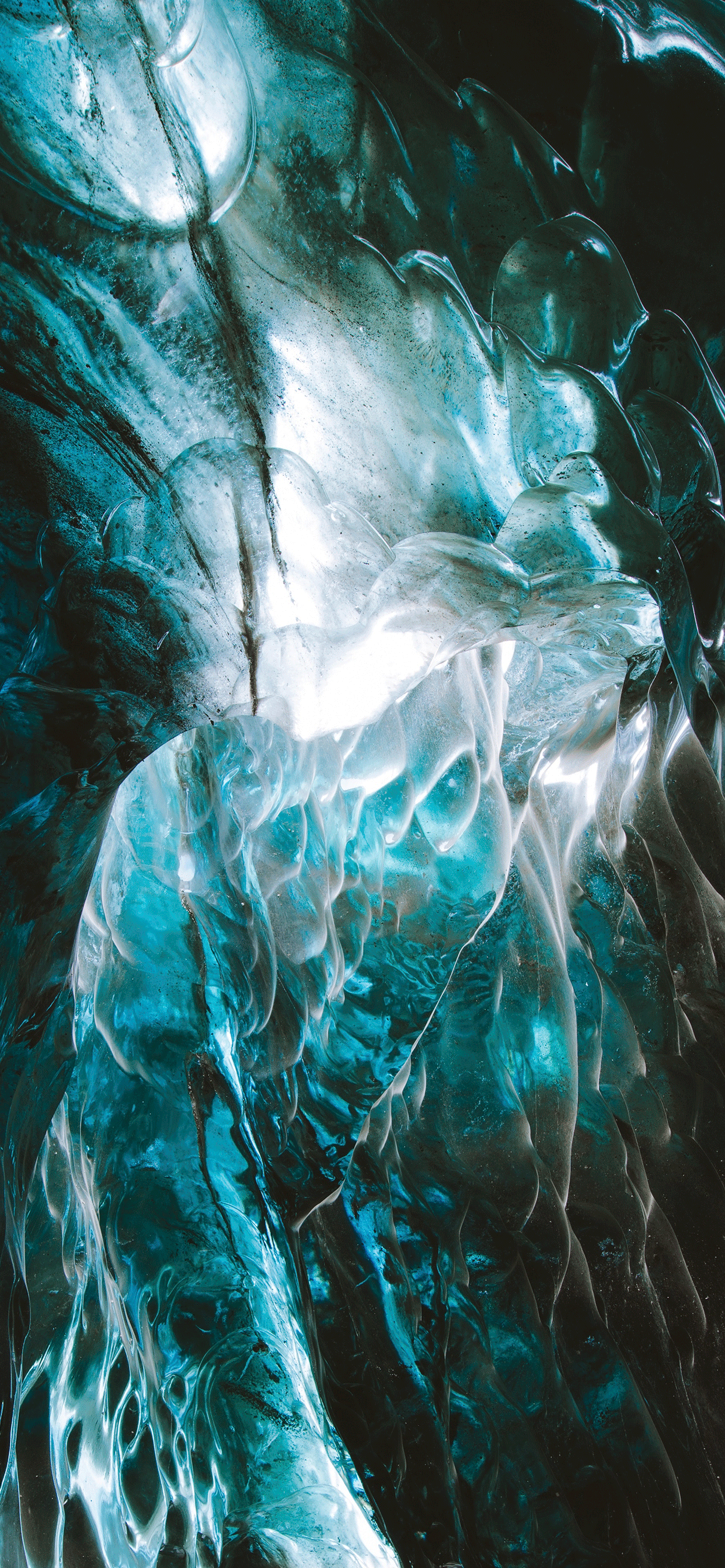 iPhone wallpapers cave iceland Fonds d'écran iPhone du 22/05/2019