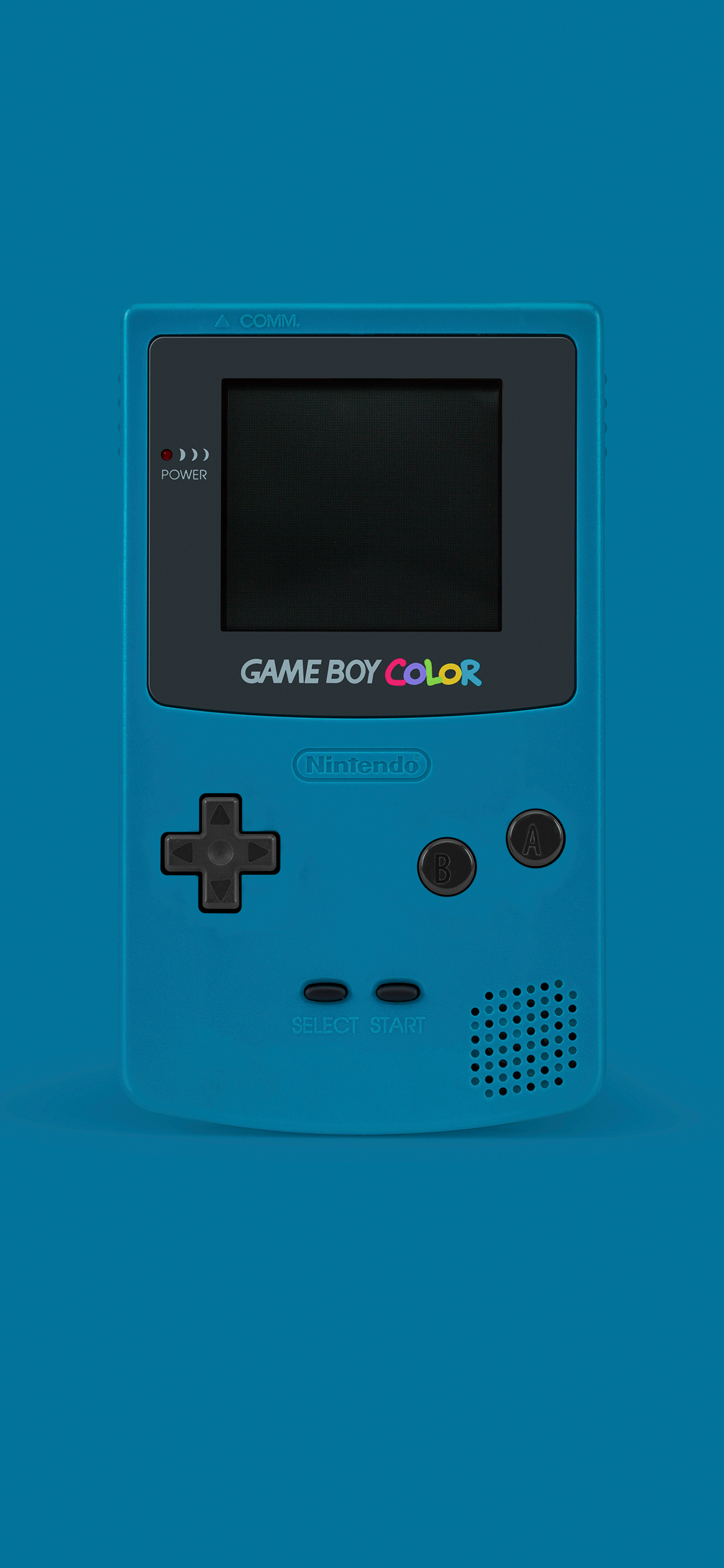 iPhone wallpapers game boy color turquoise Fonds d'écran iPhone du 10/05/2019