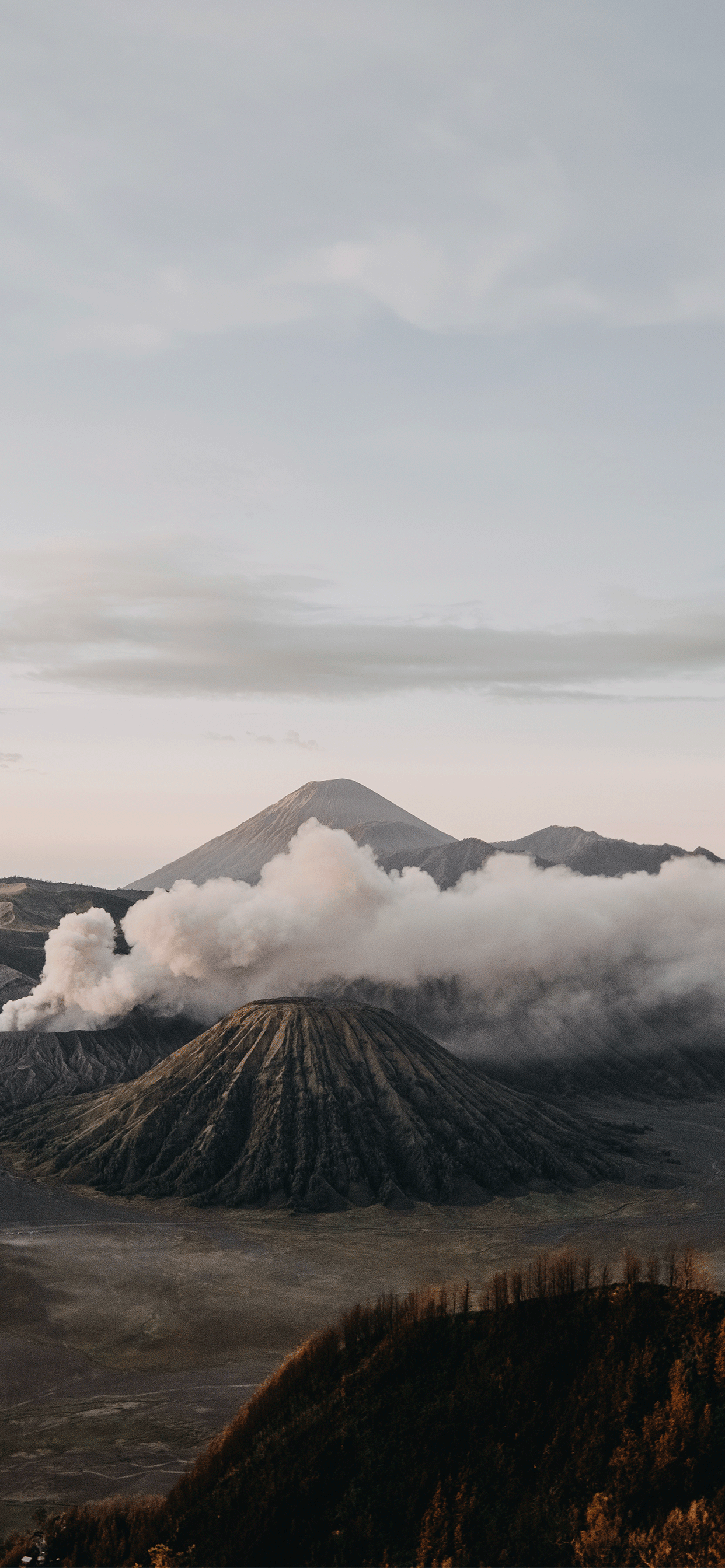 iPhone wallpapers volcano Volcano