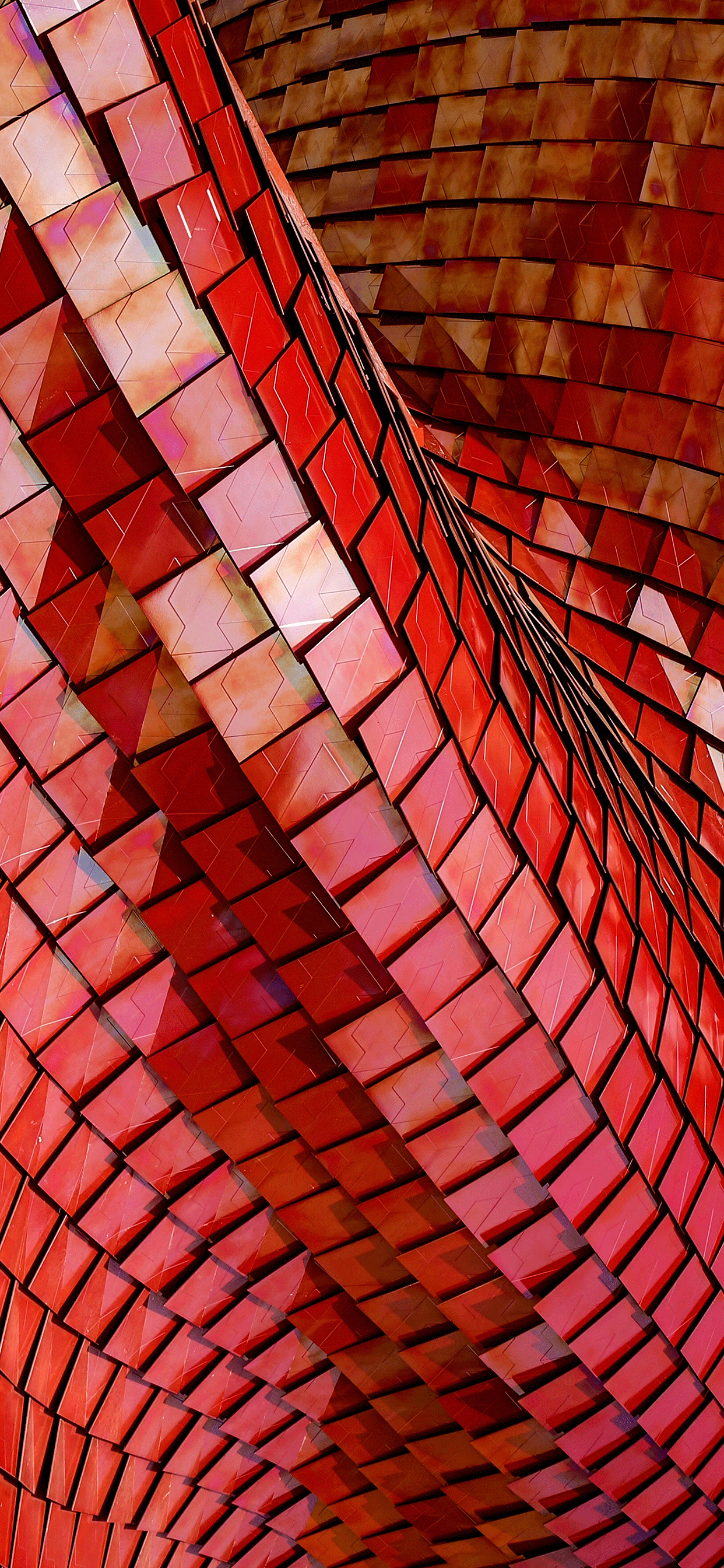 iPhone wallpapers architecture milan red roof Architecture