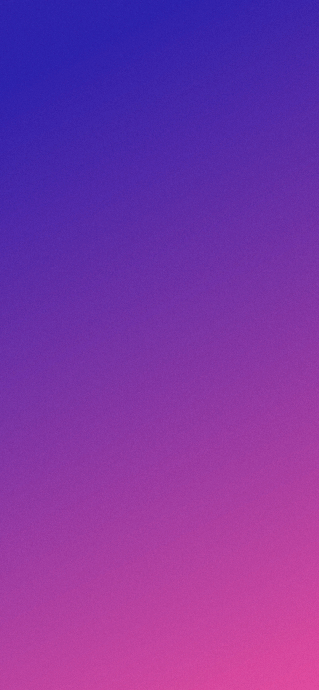 iPhone wallpapers gradient dark blue purple Fonds d'écran iPhone du 21/06/2019