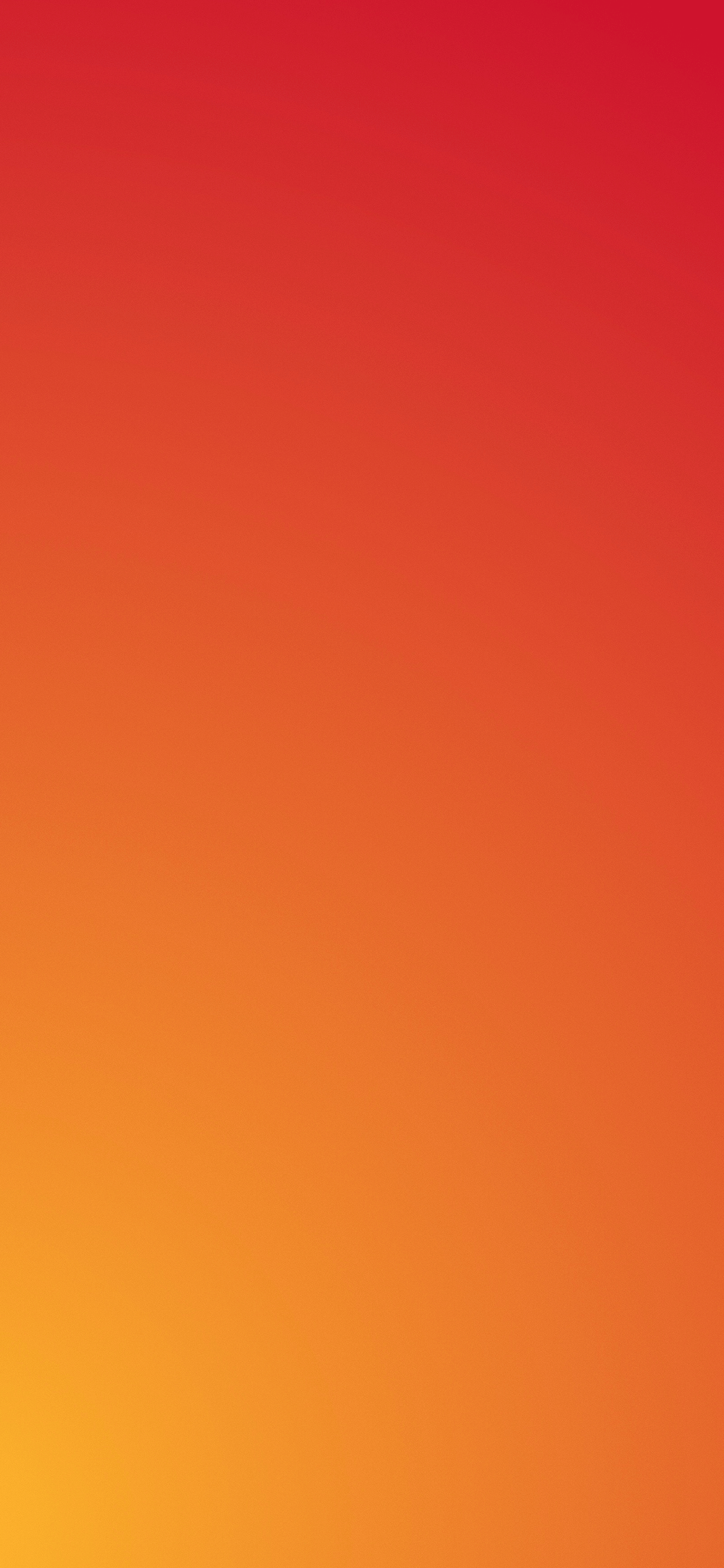 iPhone wallpapers gradient dark orange red Fonds d'écran iPhone du 21/06/2019