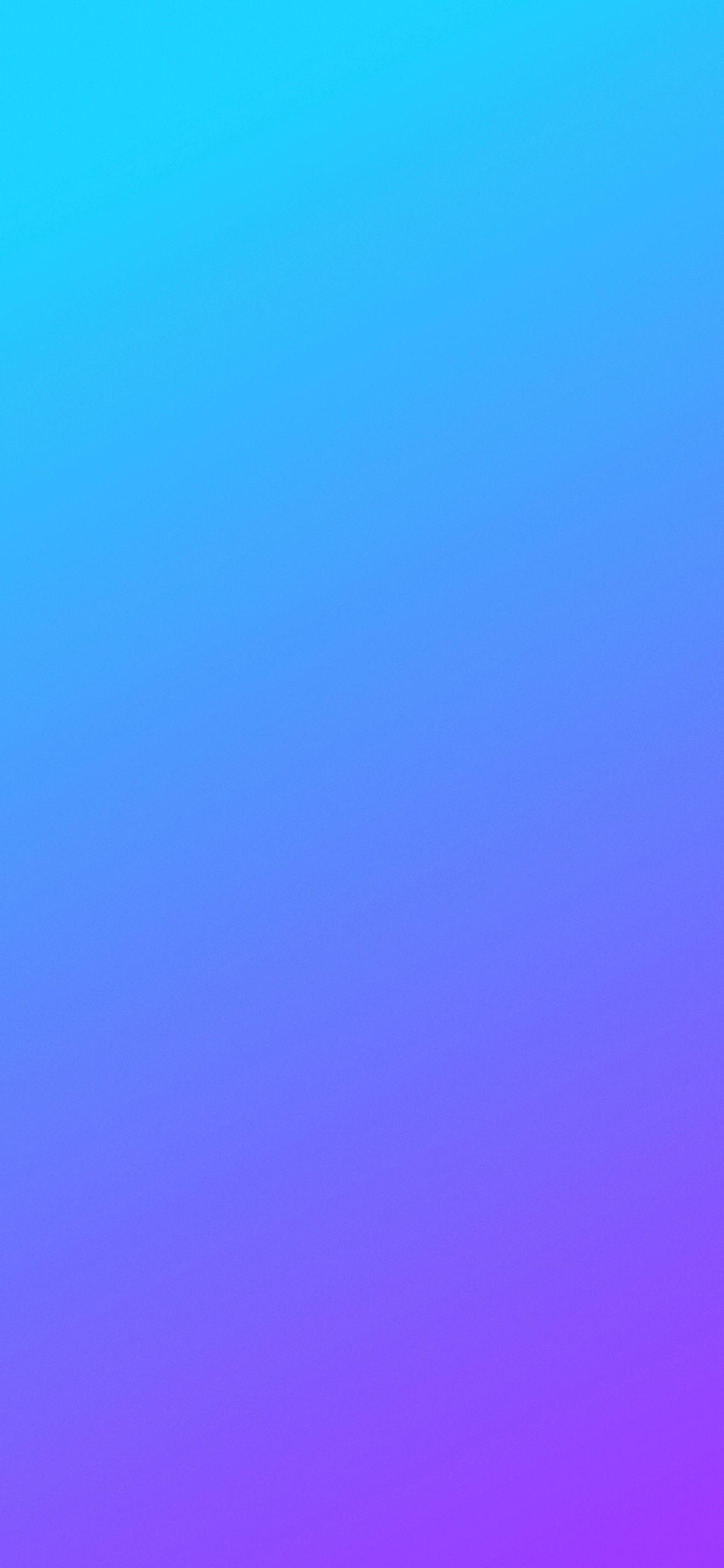 iPhone wallpapers gradient light blue purple Fonds d'écran iPhone du 21/06/2019
