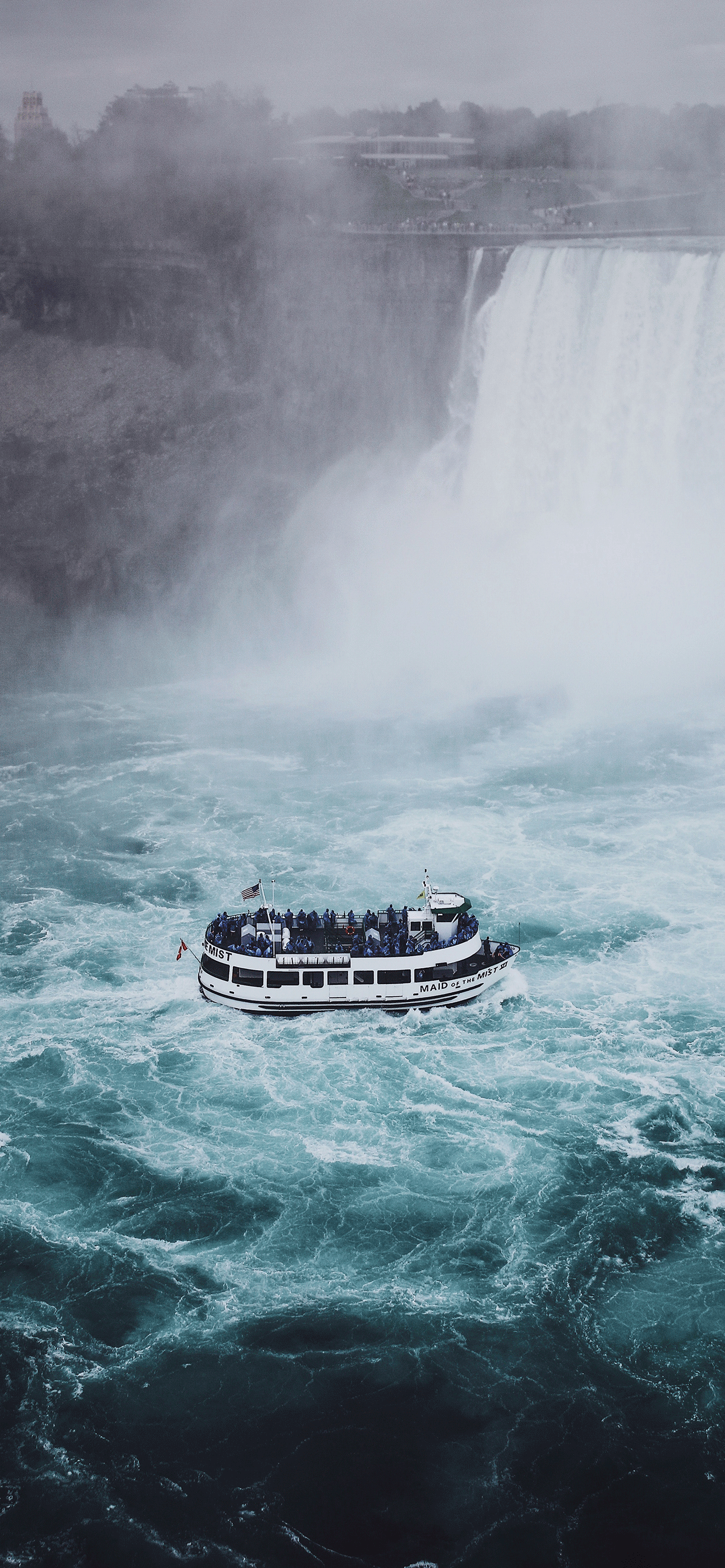 iPhone wallpapers niagara falls blue Fonds d'écran iPhone du 14/06/2019