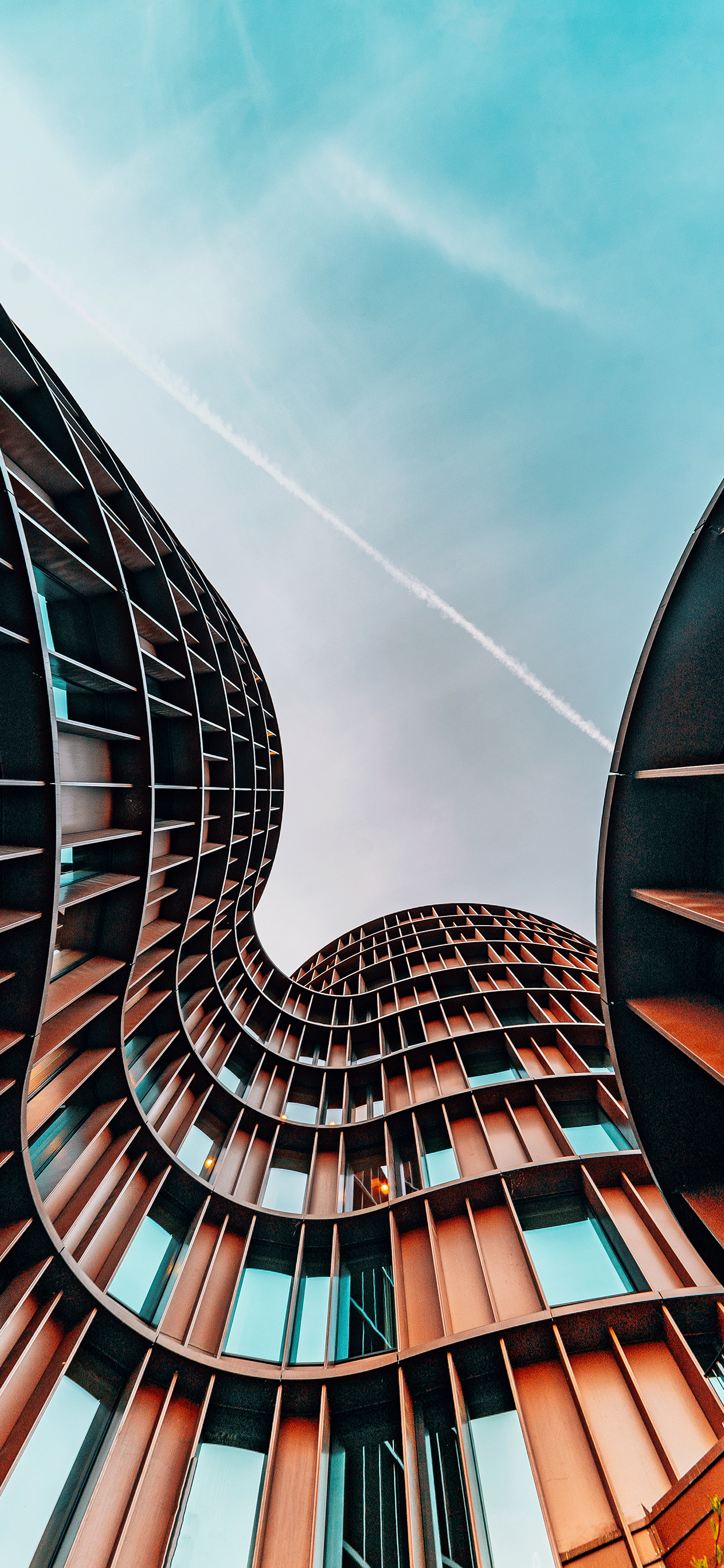 iPhone wallpapers architecture axel towers Fonds d'écran iPhone du 01/07/2019
