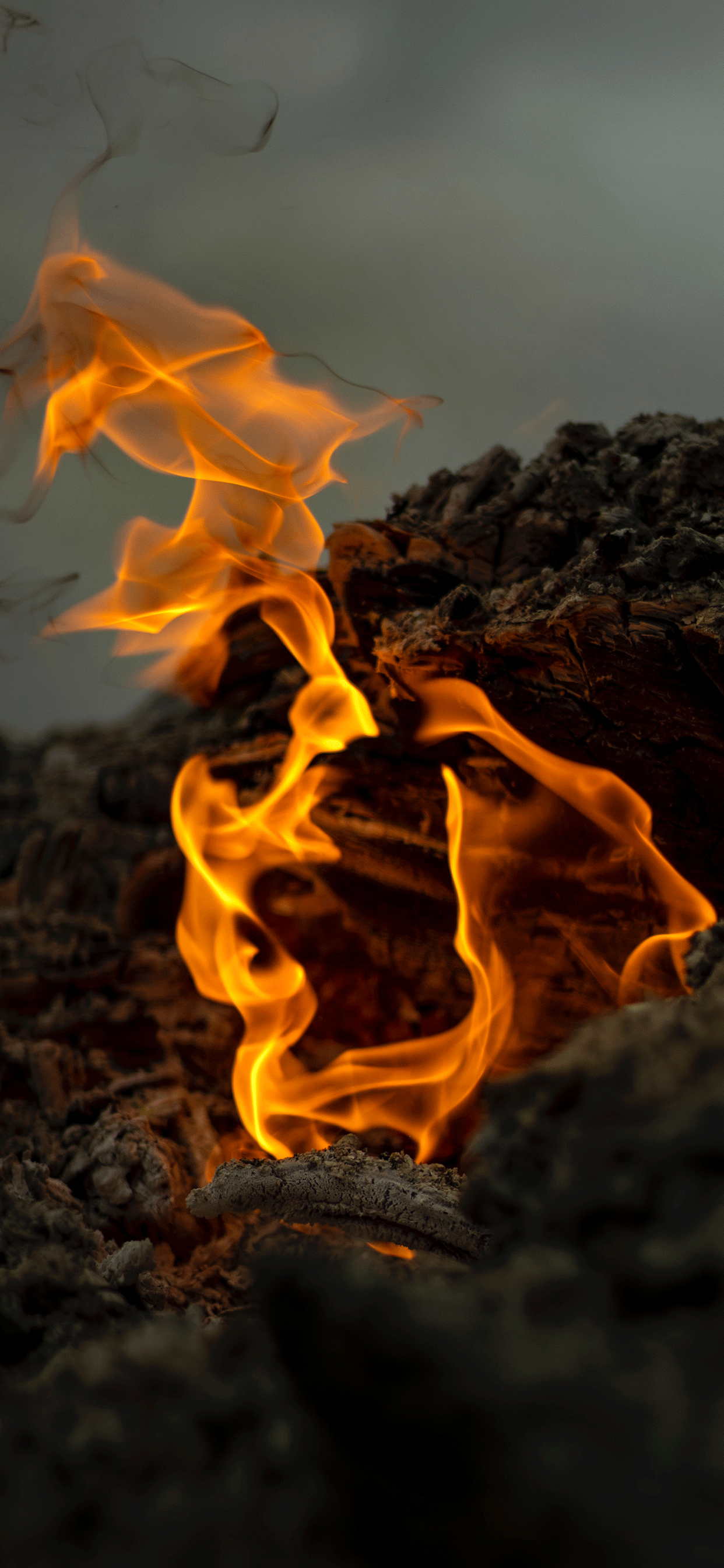 iPhone wallpapers fire flame Fire