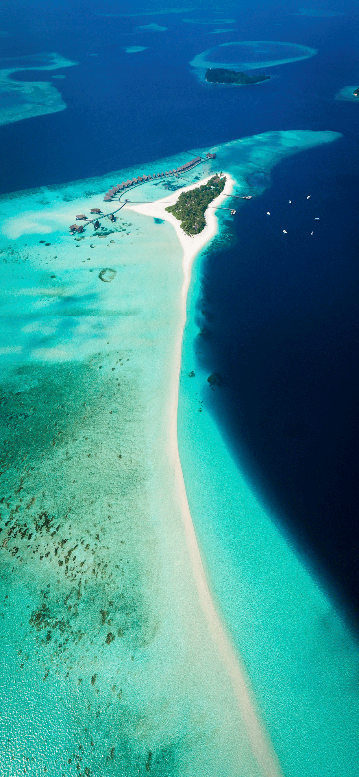 iPhone wallpapers maldives cocoa island Fonds d'écran iPhone du 19/07/2019