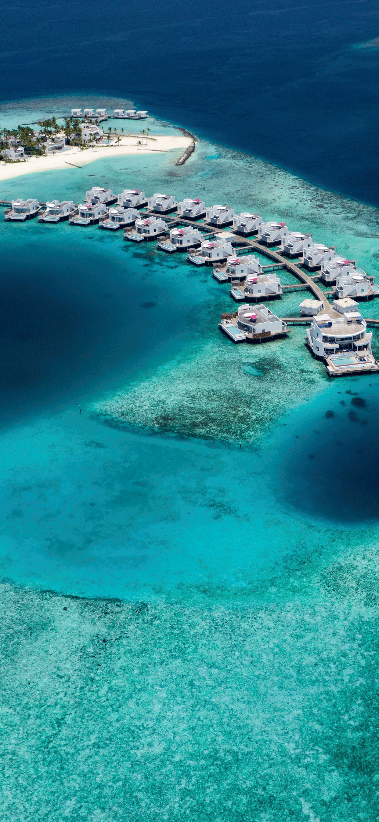 iPhone wallpapers maldives house Fonds d'écran iPhone du 19/07/2019