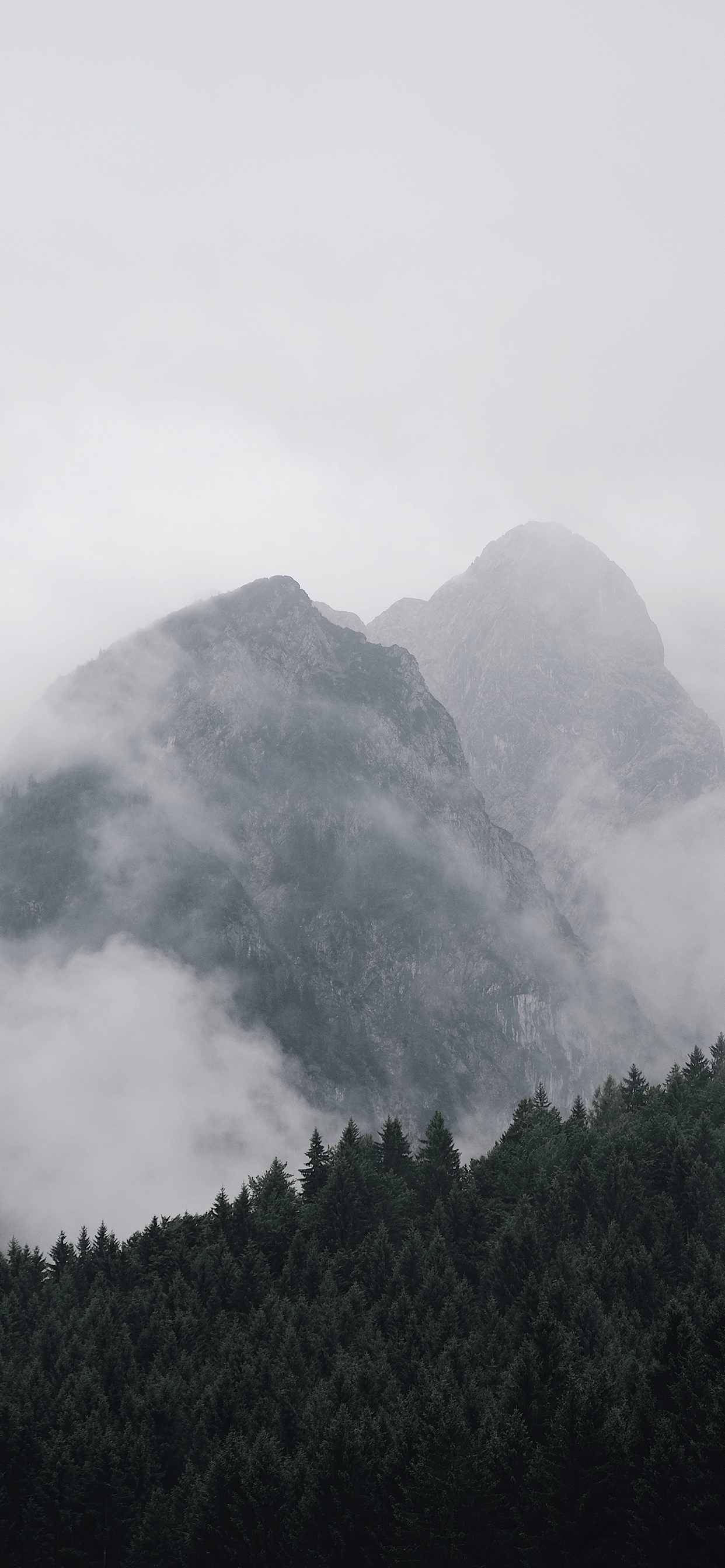 iPhone wallpapers zugspitze mountain Fonds d'écran iPhone du 03/07/2019