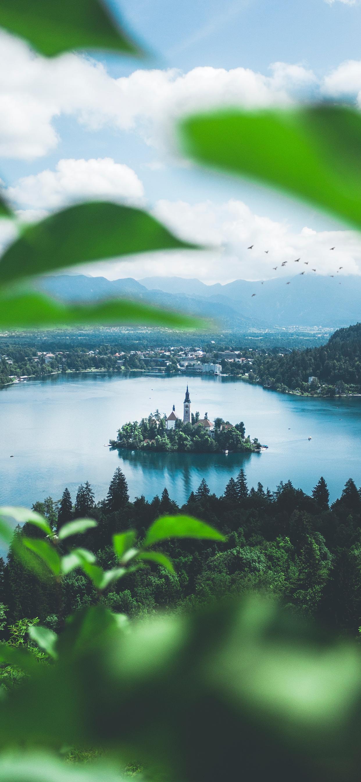 iPhone wallpapers lake bled slovenia Fonds d'écran iPhone du 30/08/2019